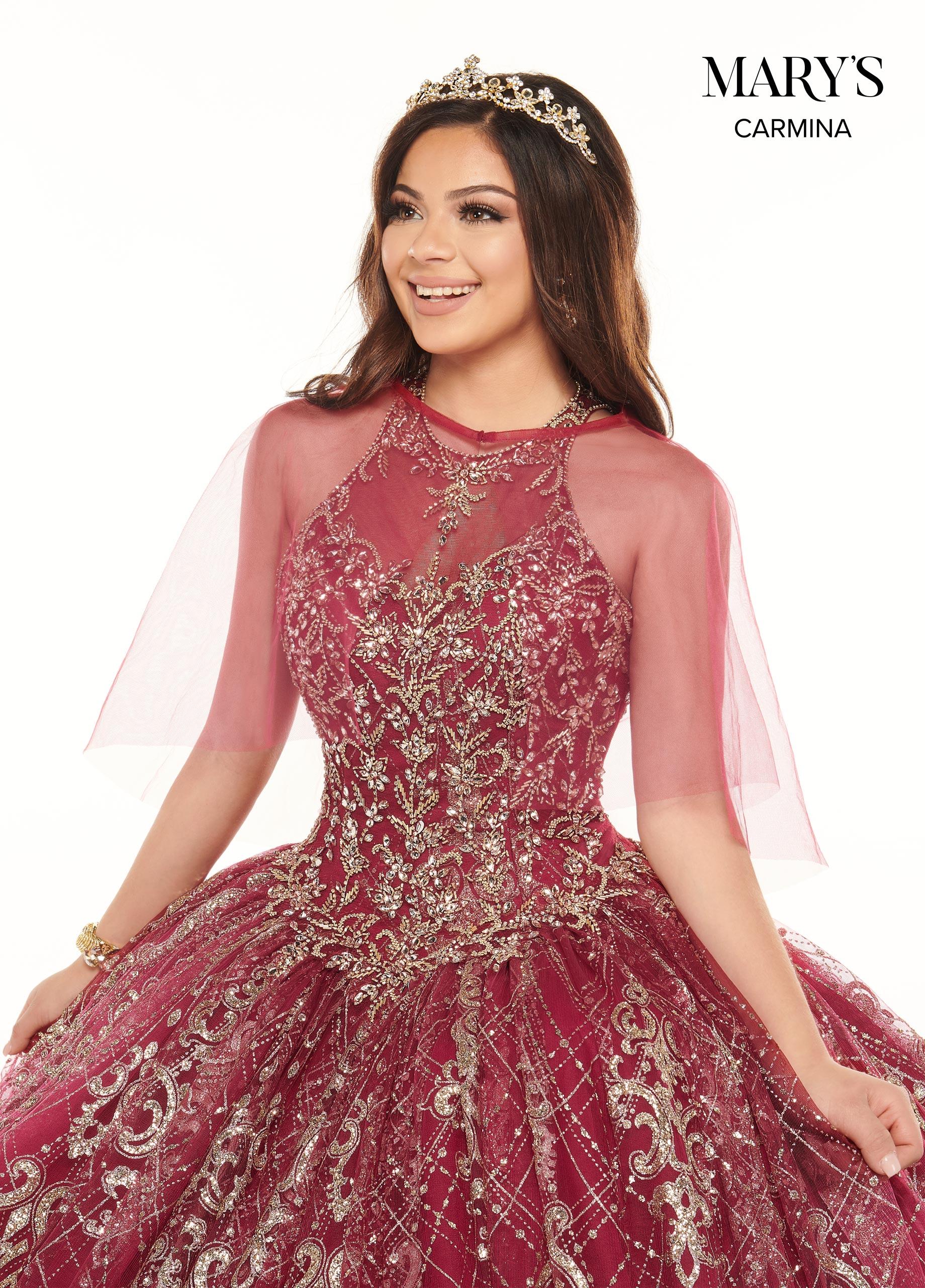 Carmina Quinceanera Dresses | Carmina | Style - MQ1077