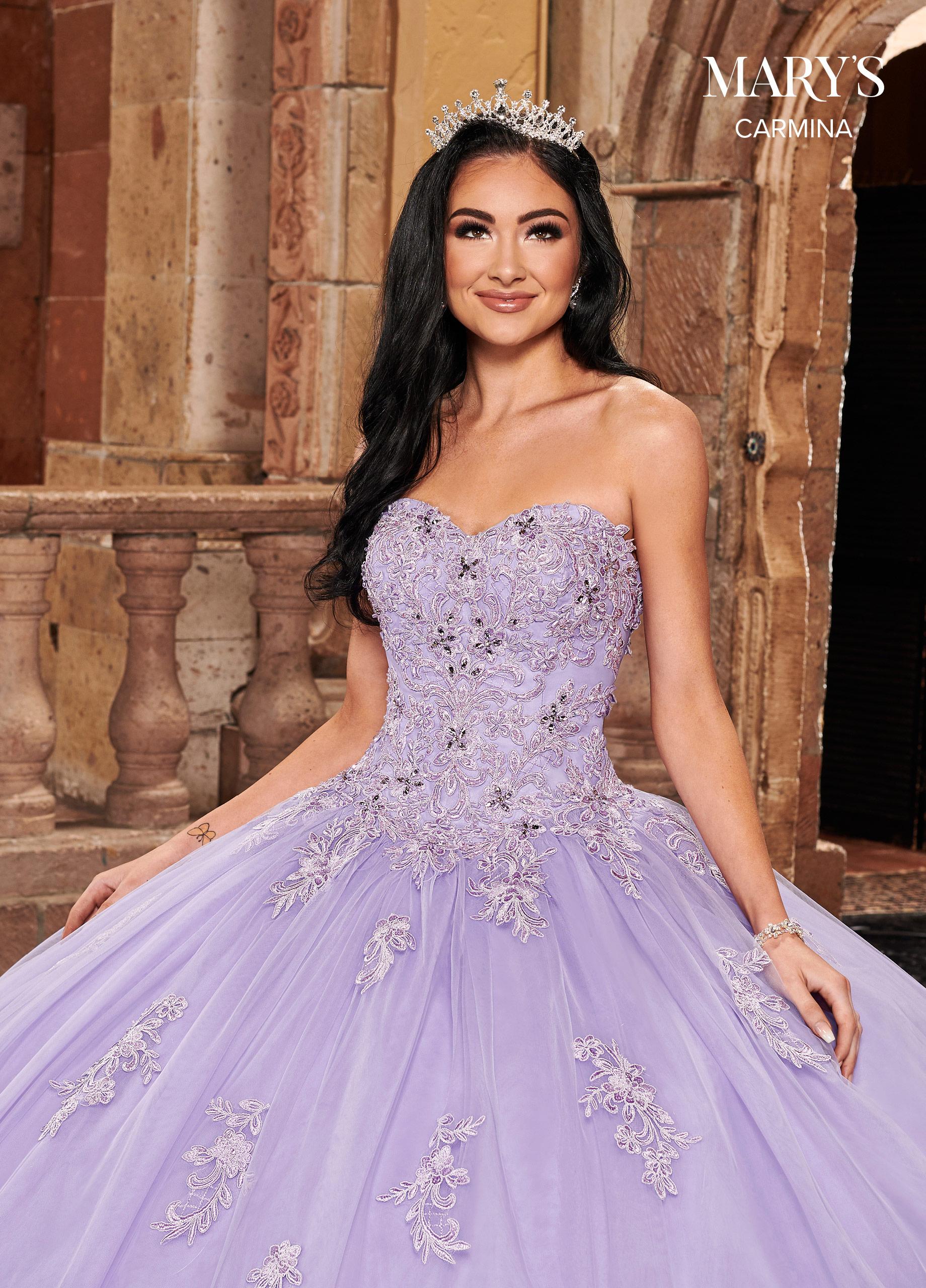 Carmina Quinceanera Dresses | Carmina | Style - MQ1080