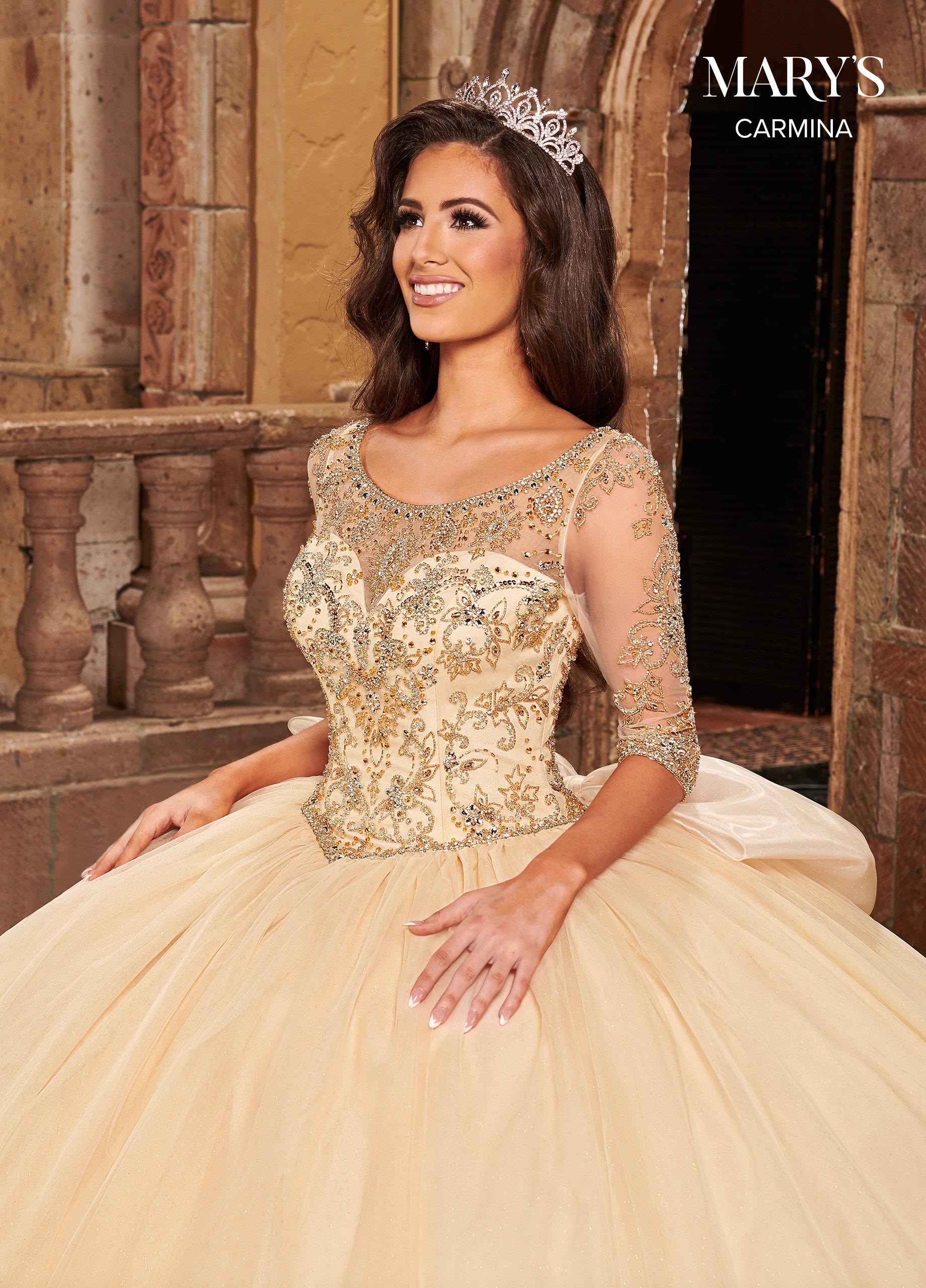 Carmina Quinceanera Dresses | Carmina | Style - MQ1082