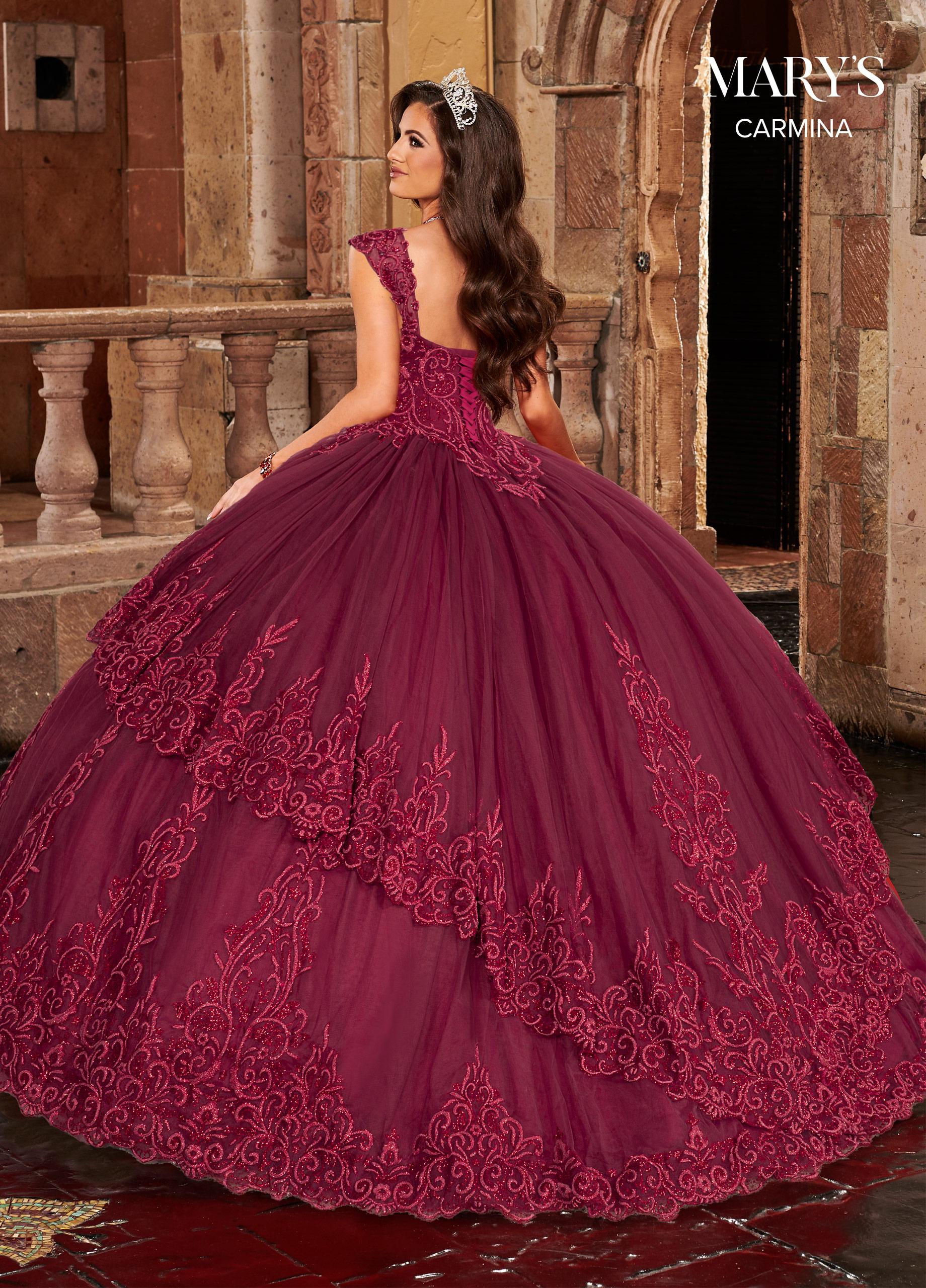 Carmina Quinceanera Dresses   Carmina   Style - MQ1084