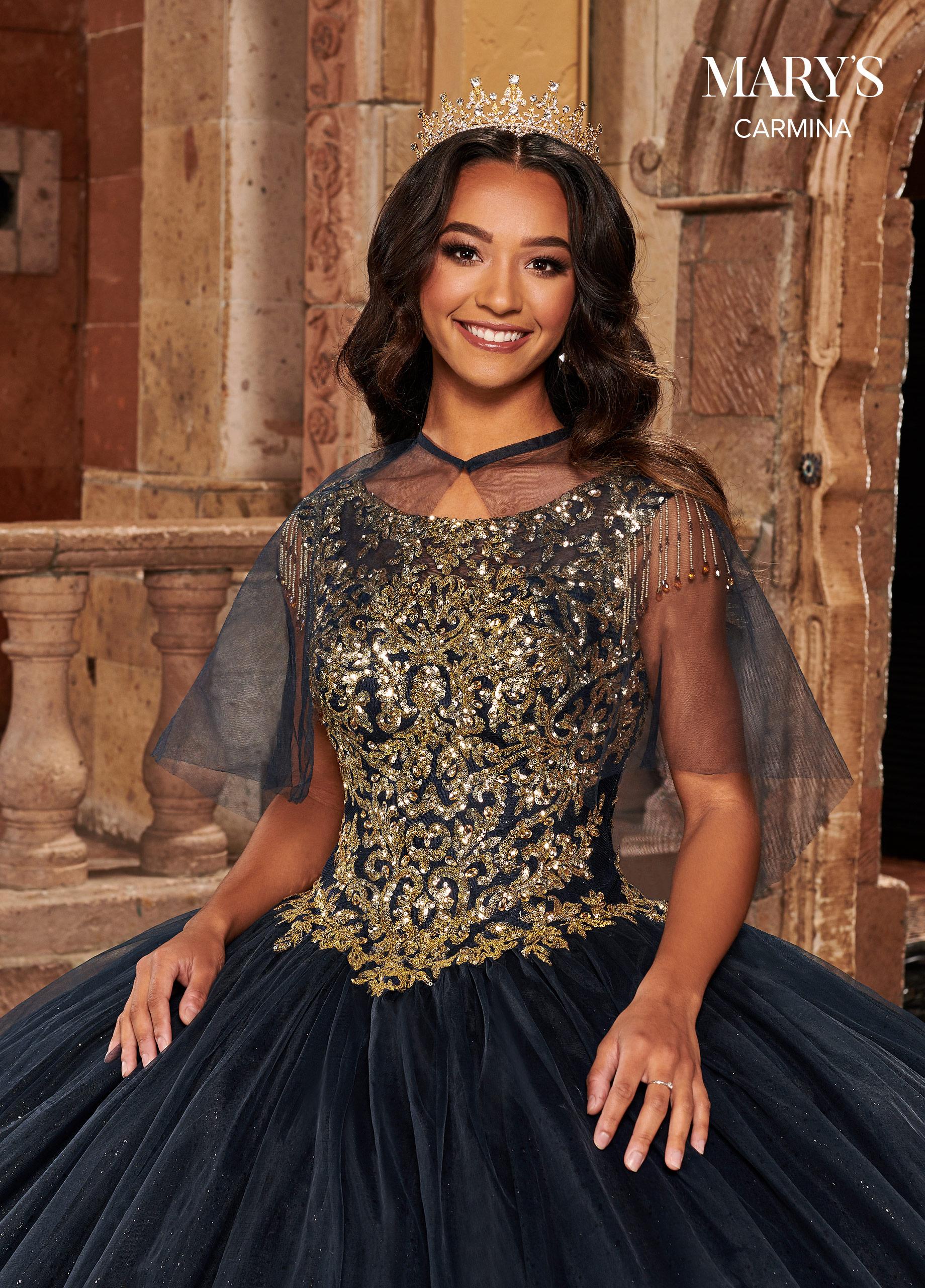 Carmina Quinceanera Dresses | Carmina | Style - MQ1085