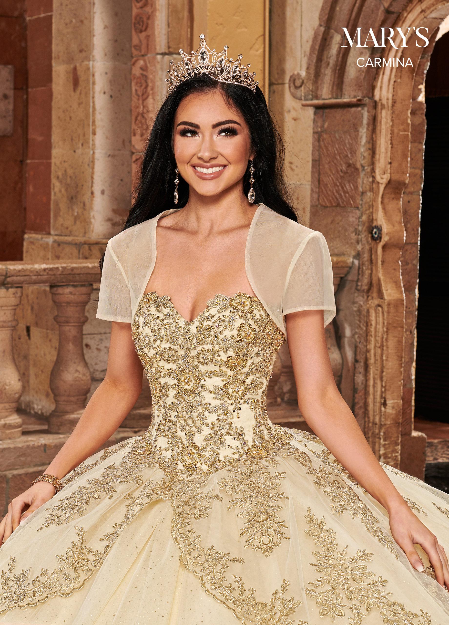 Carmina Quinceanera Dresses | Carmina | Style - MQ1086