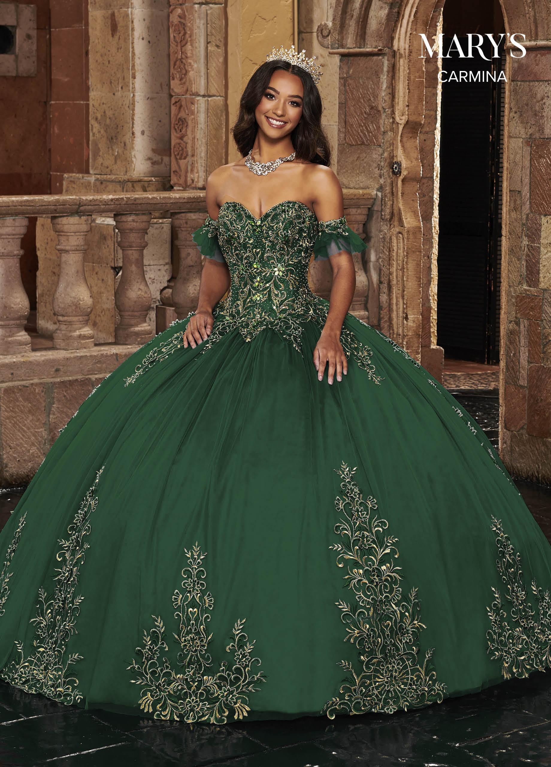 Carmina Quinceanera Dresses | Carmina | Style - MQ1087