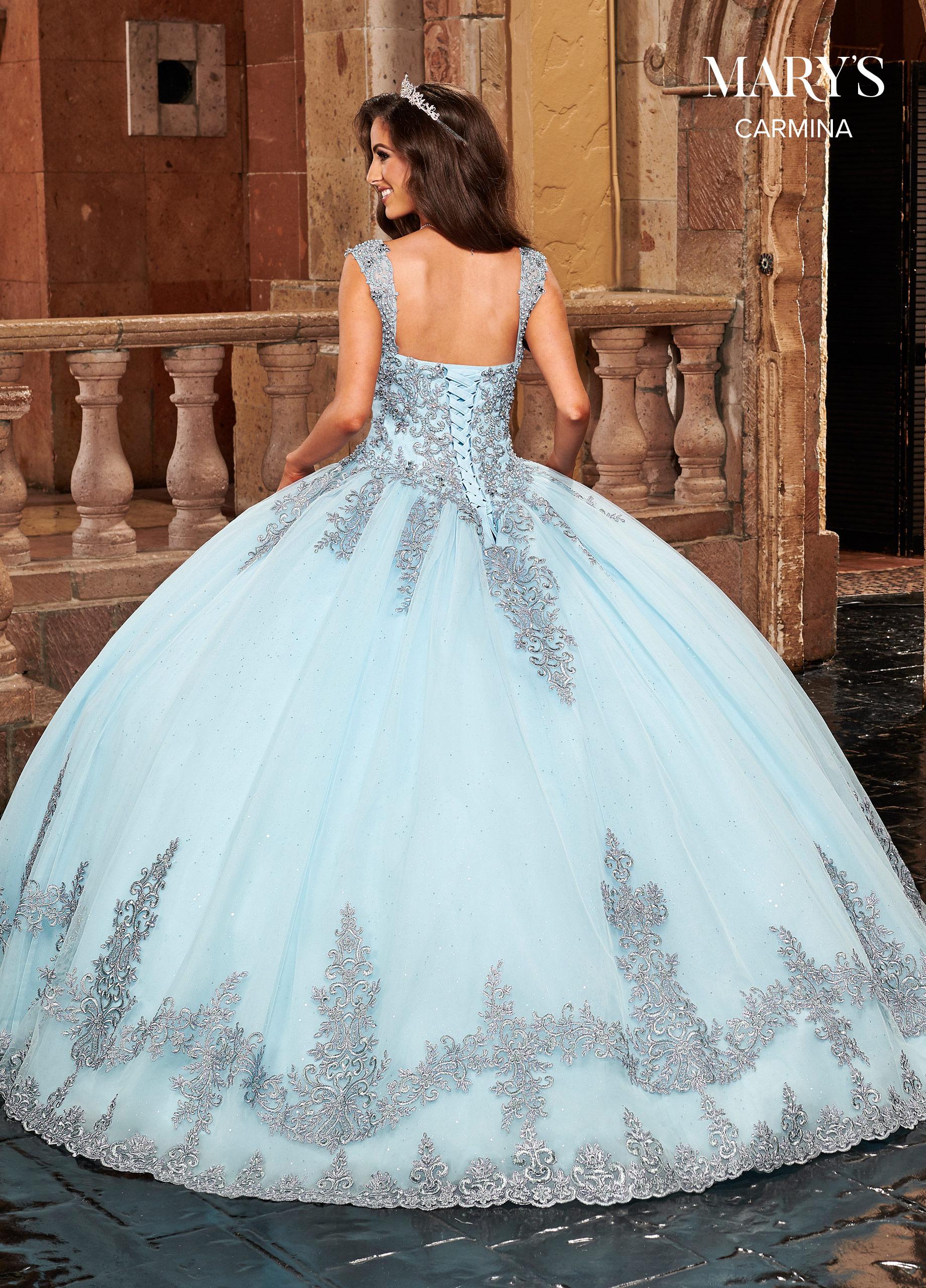 Carmina Quinceanera Dresses   Carmina   Style - MQ1090