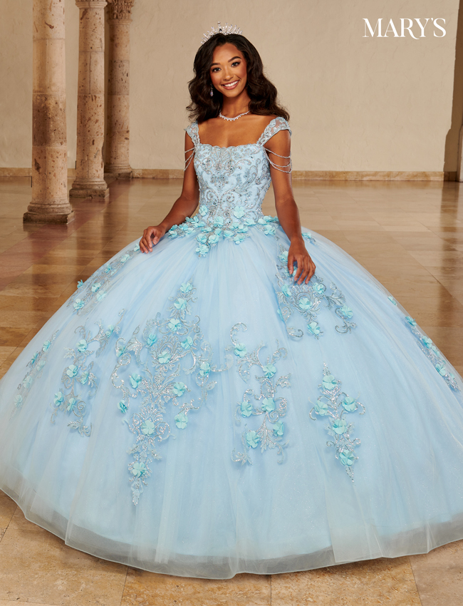 Color Carmina Quinceanera Dresses - Style - MQ1091
