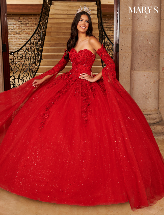 Color Carmina Quinceanera Dresses - Style - MQ1092