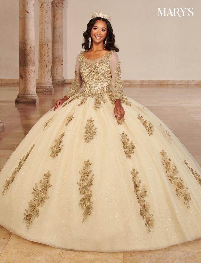 Color Carmina Quinceanera Dresses - Style - MQ1093