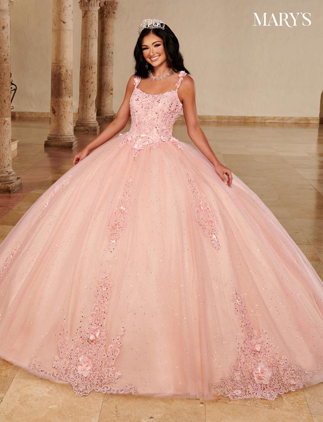 Color Carmina Quinceanera Dresses - Style - MQ1094