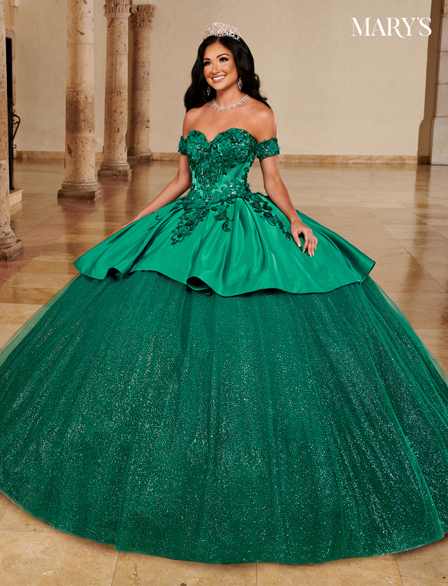 Color Carmina Quinceanera Dresses - Style - MQ1097