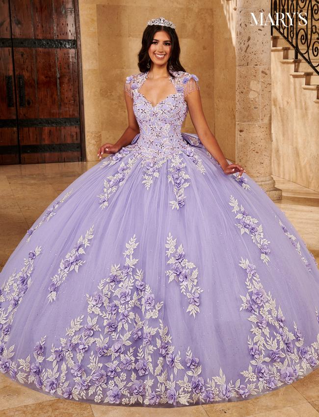 Color Carmina Quinceanera Dresses - Style - MQ1100