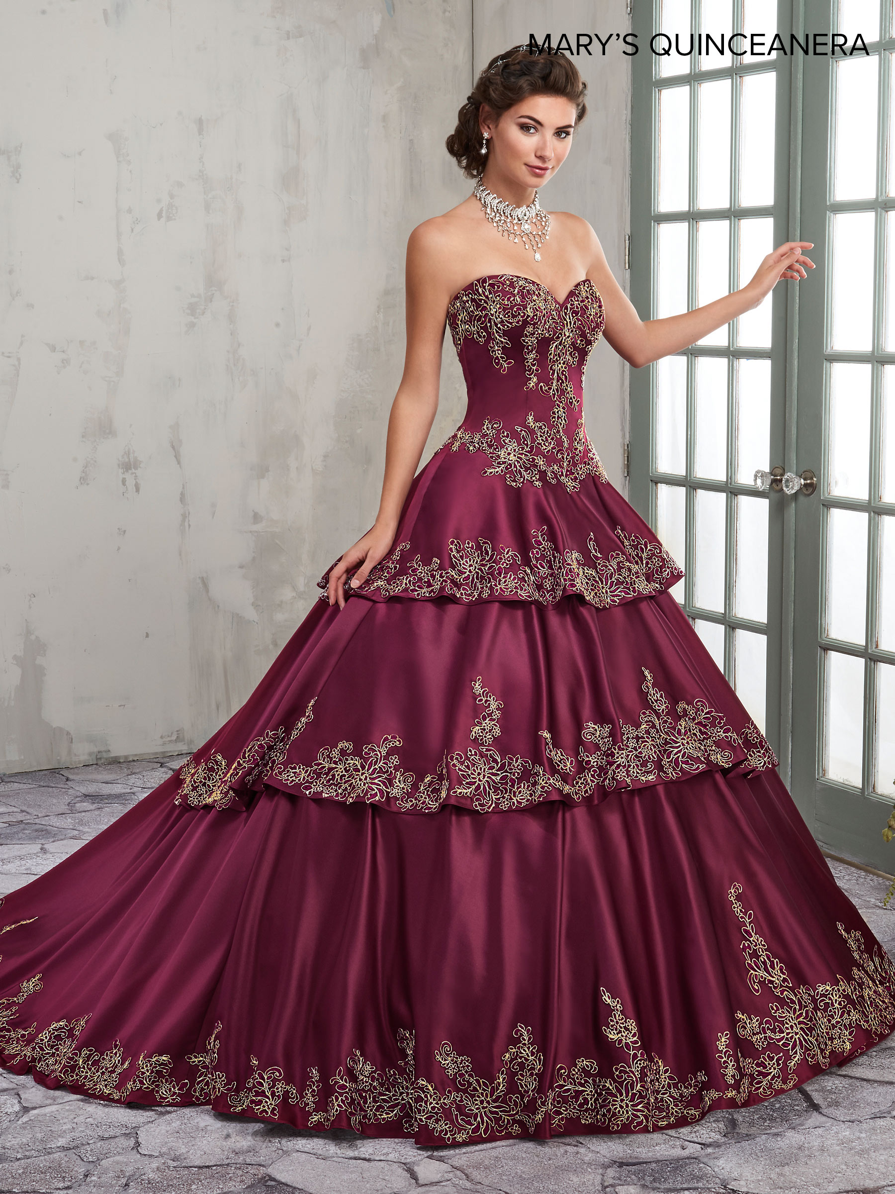 0d21da51338 Marys Quinceanera Dresses