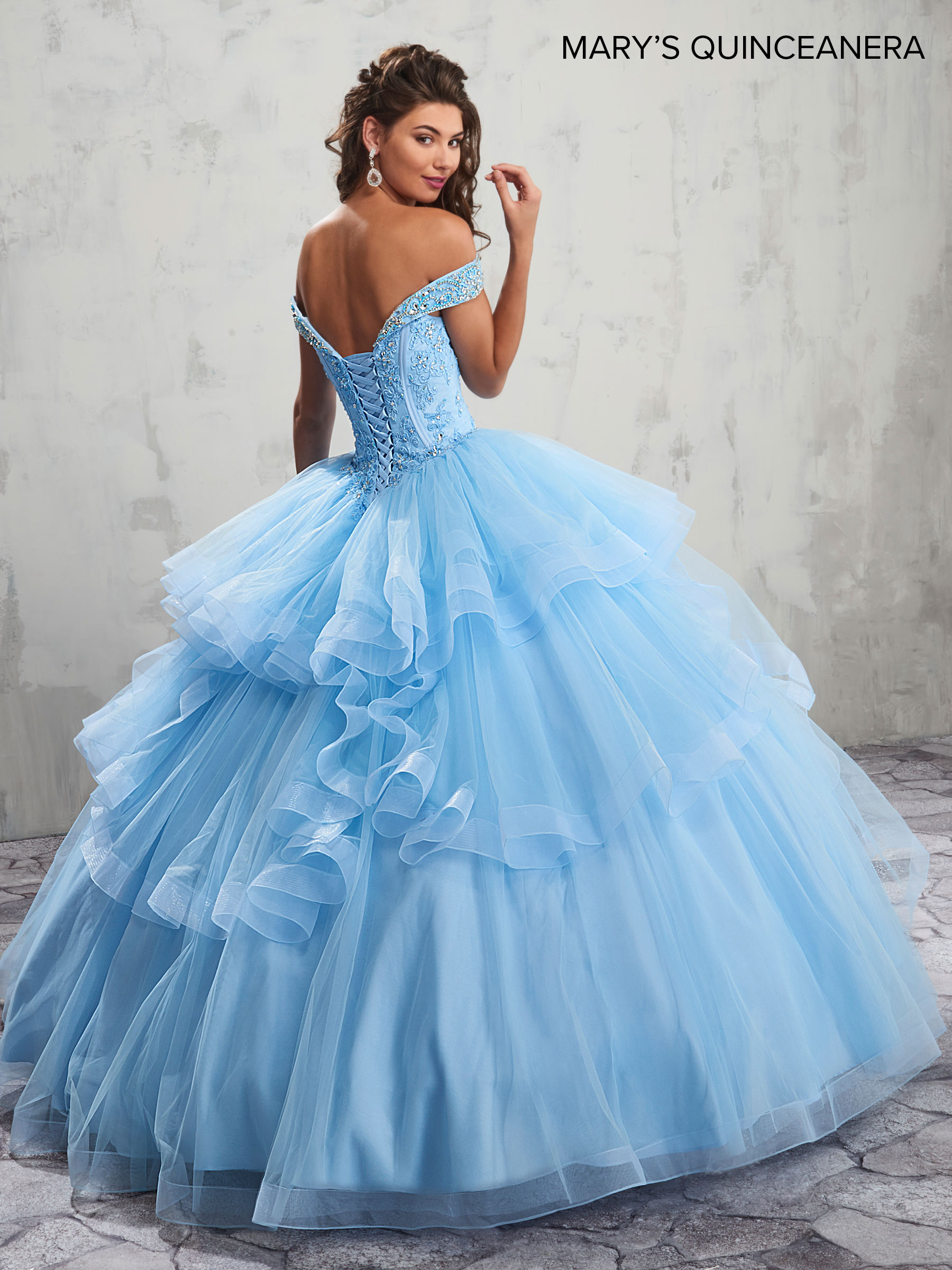 Marys Quinceanera Dresses | Mary's Quinceanera | Style - MQ2002
