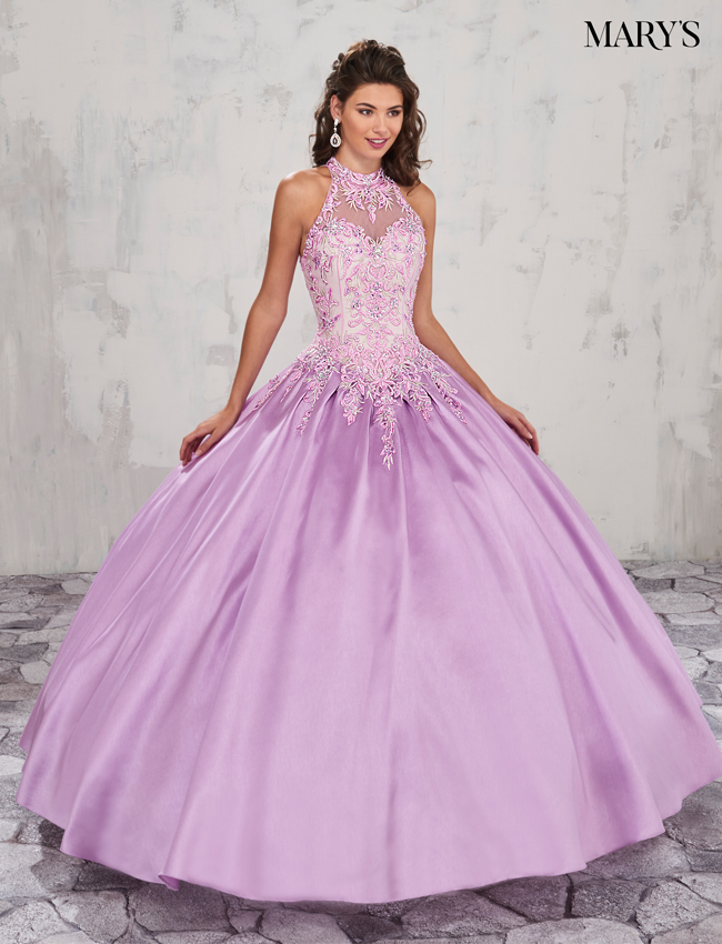 Color Marys Quinceanera Dresses - Style - MQ2003