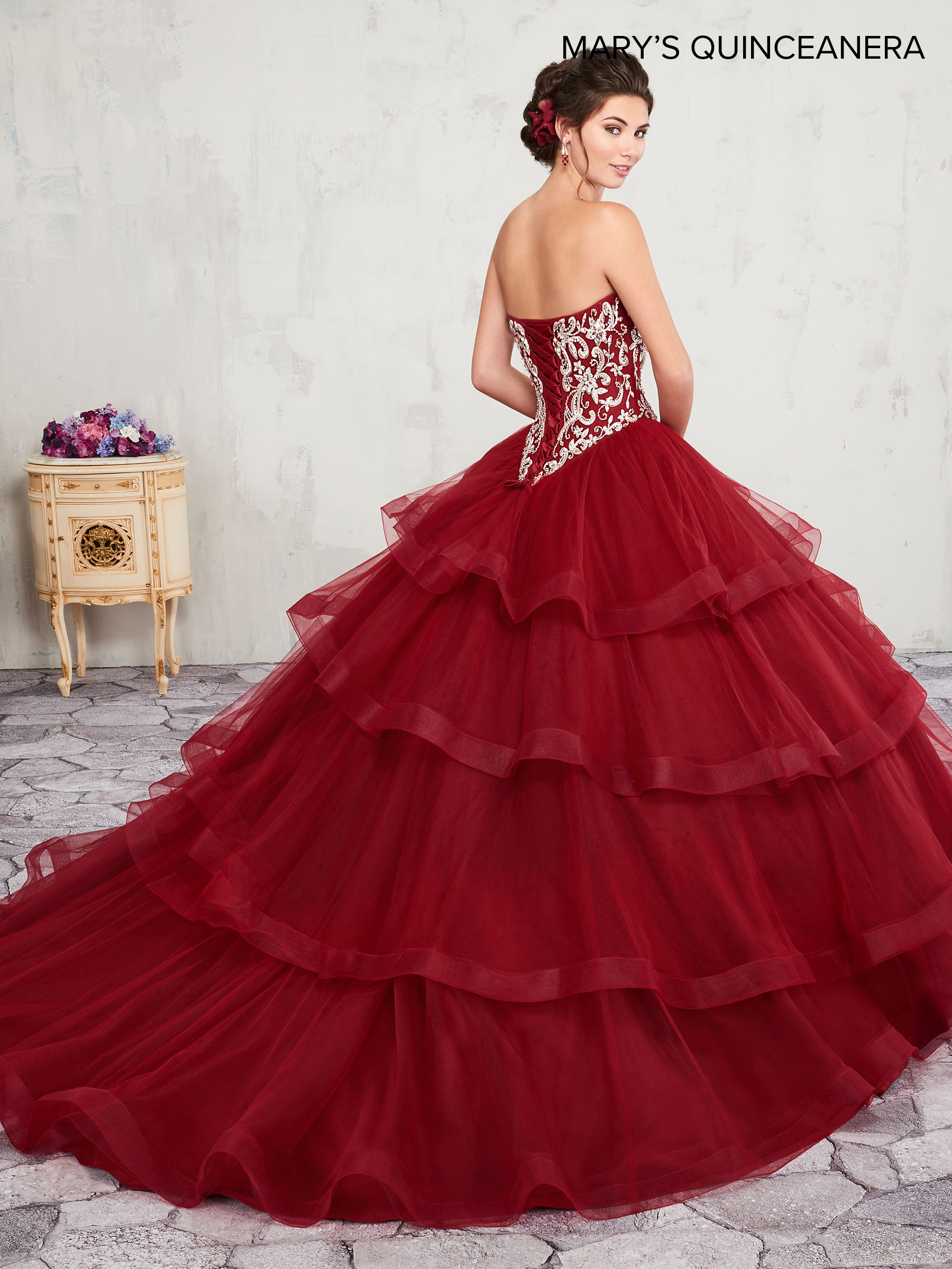 Lareina Quinceanera Dresses | La Reina | Style - MQ2004