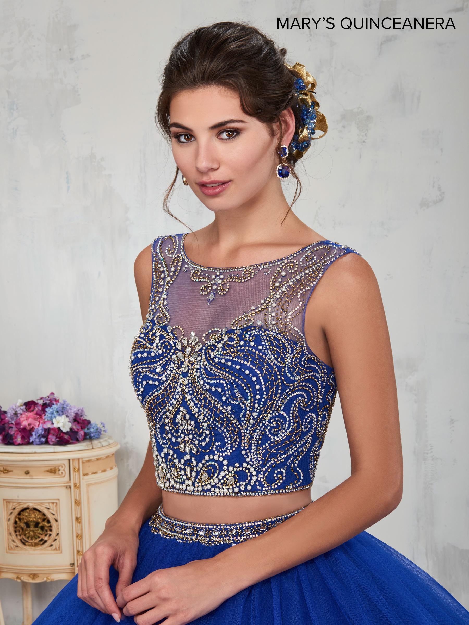 Lareina Quinceanera Dresses | La Reina | Style - MQ2005