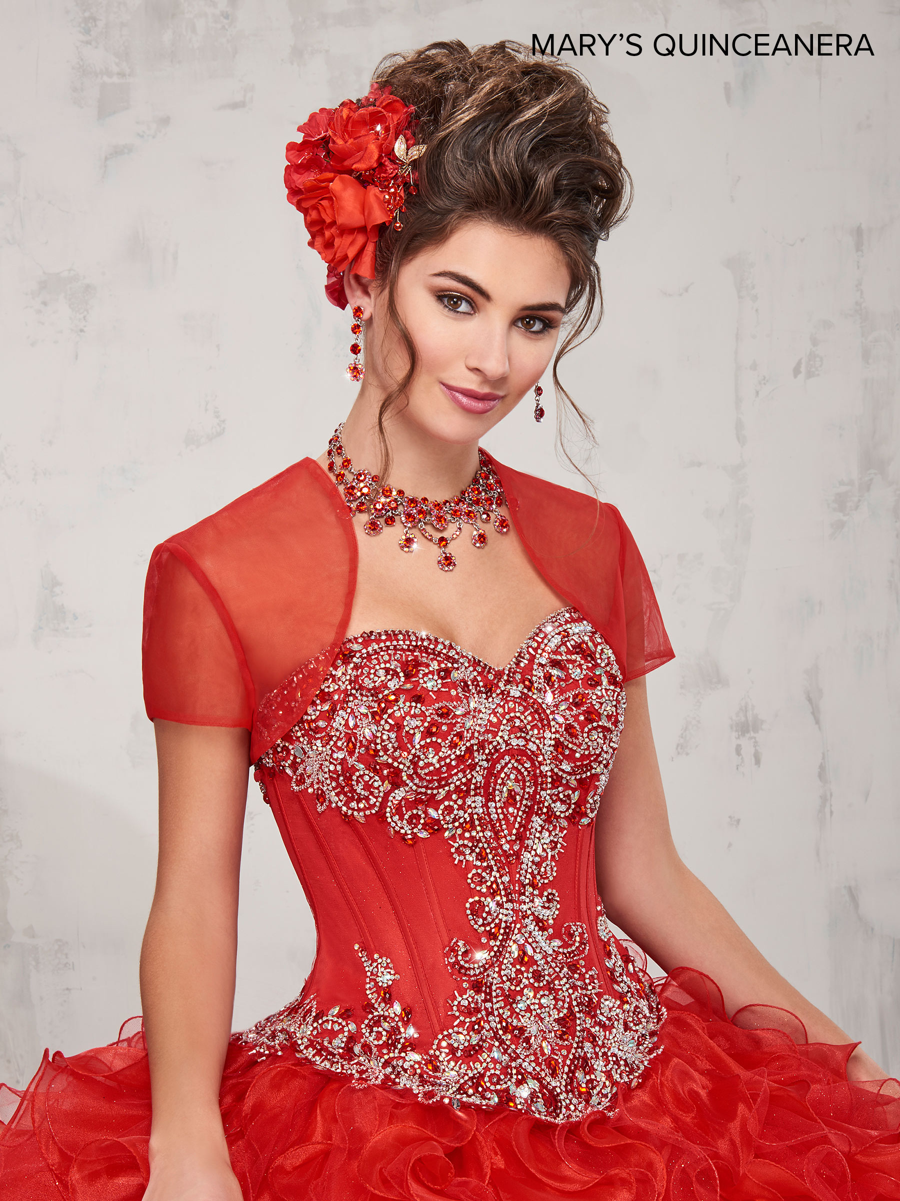 Marys Quinceanera Dresses | Mary's Quinceanera | Style - MQ2006