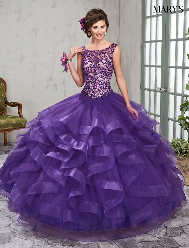 Color Marys Quinceanera Dresses - Style - MQ2009