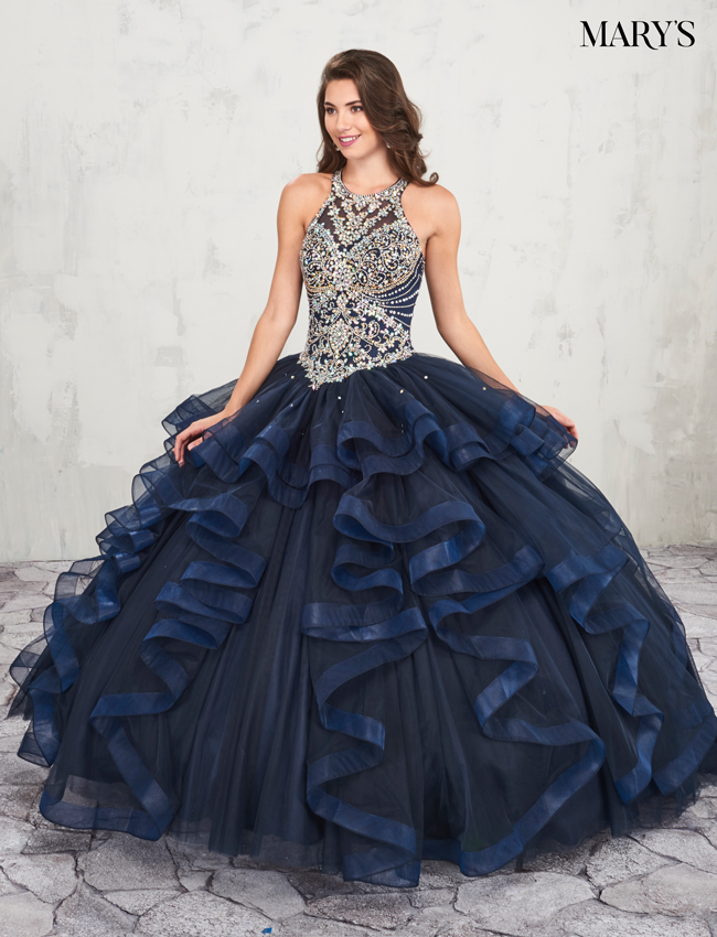 Color Marys Quinceanera Dresses - Style - MQ2011