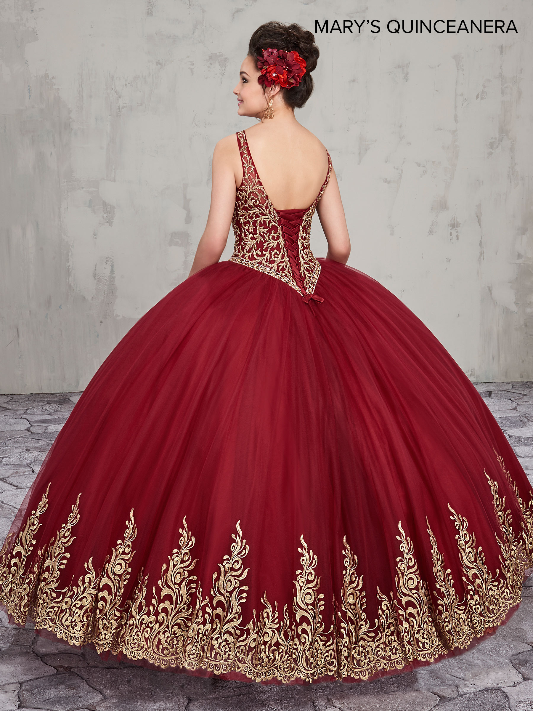 Marys Quinceanera Dresses | Mary's Quinceanera | Style - MQ2012