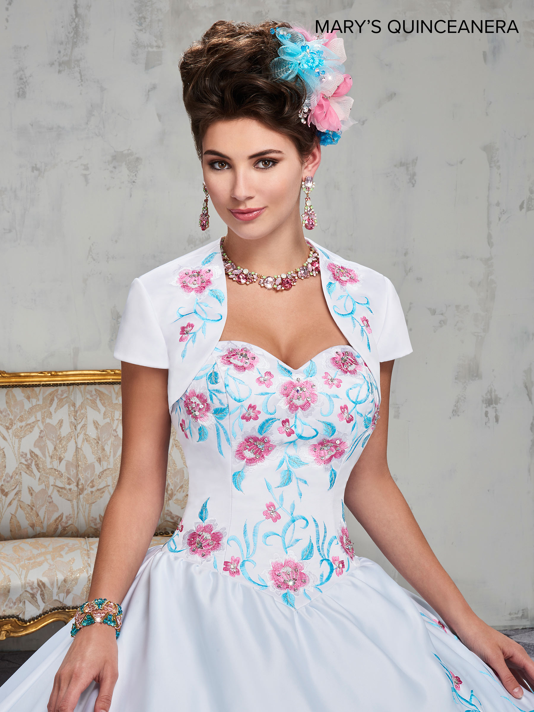 Lareina Quinceanera Dresses | La Reina | Style - MQ2015