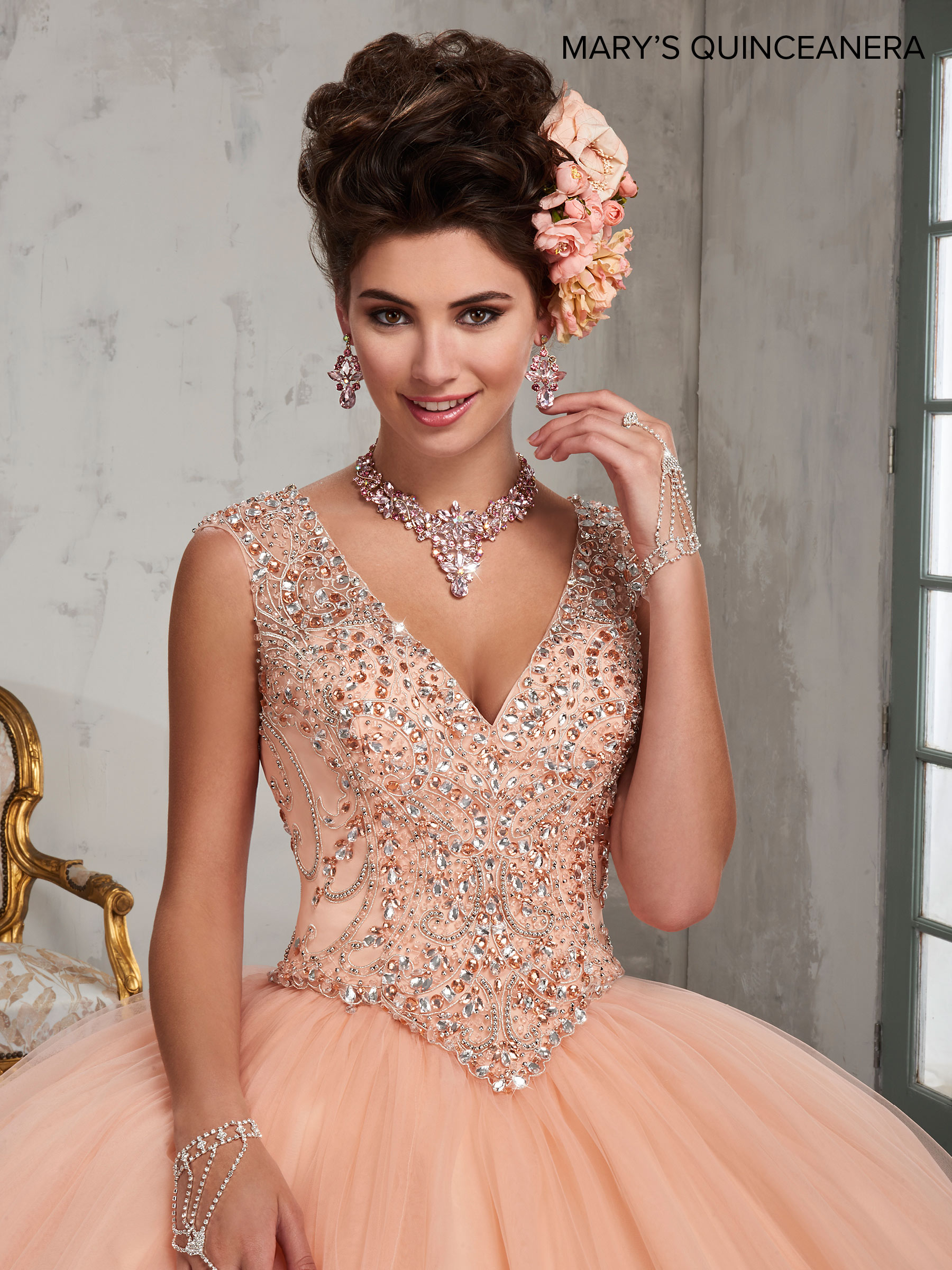 Marys Quinceanera Dresses | Mary's Quinceanera | Style - MQ2016