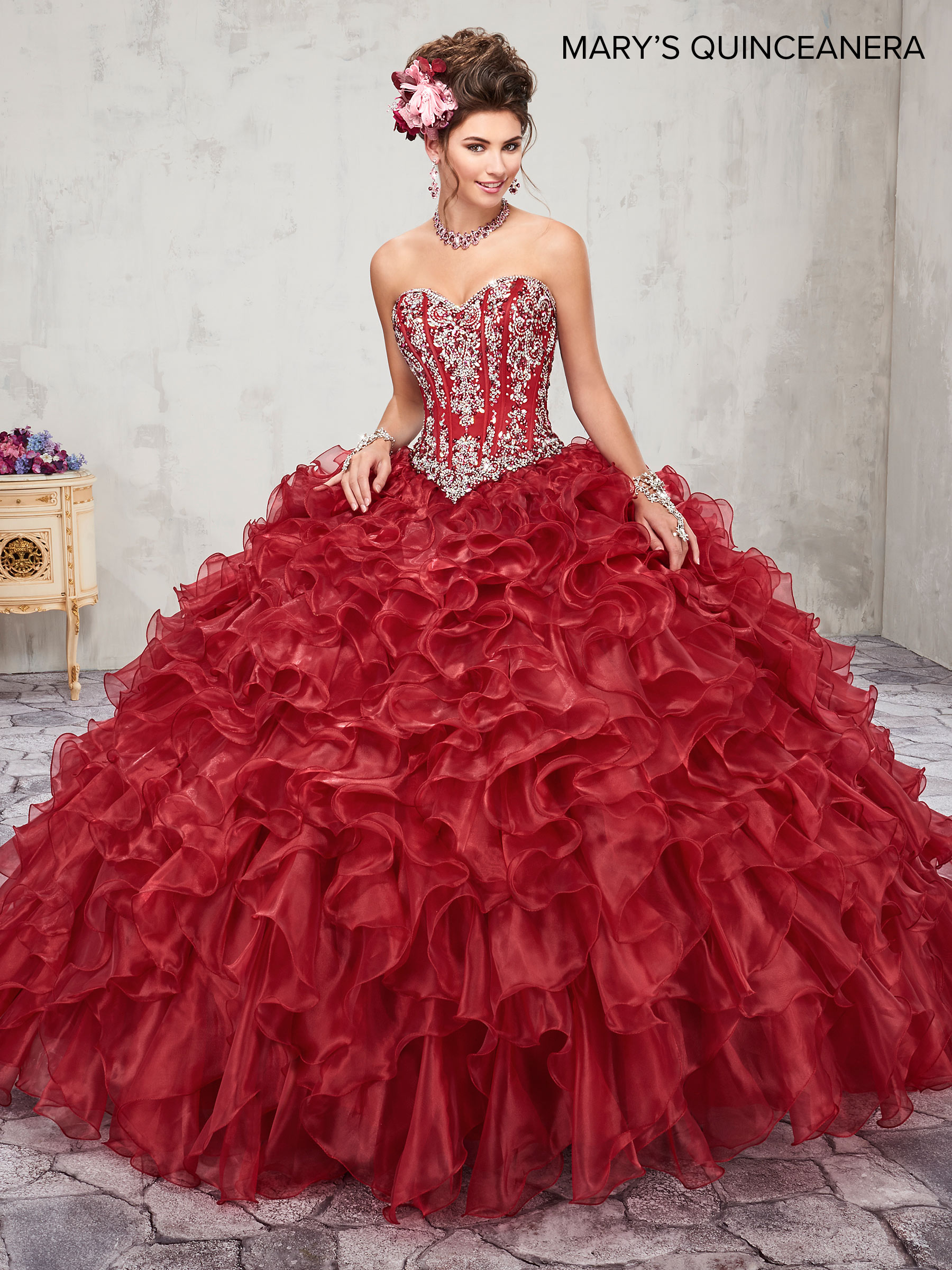 Marys Quinceanera Dresses | Mary's Quinceanera | Style - MQ2017