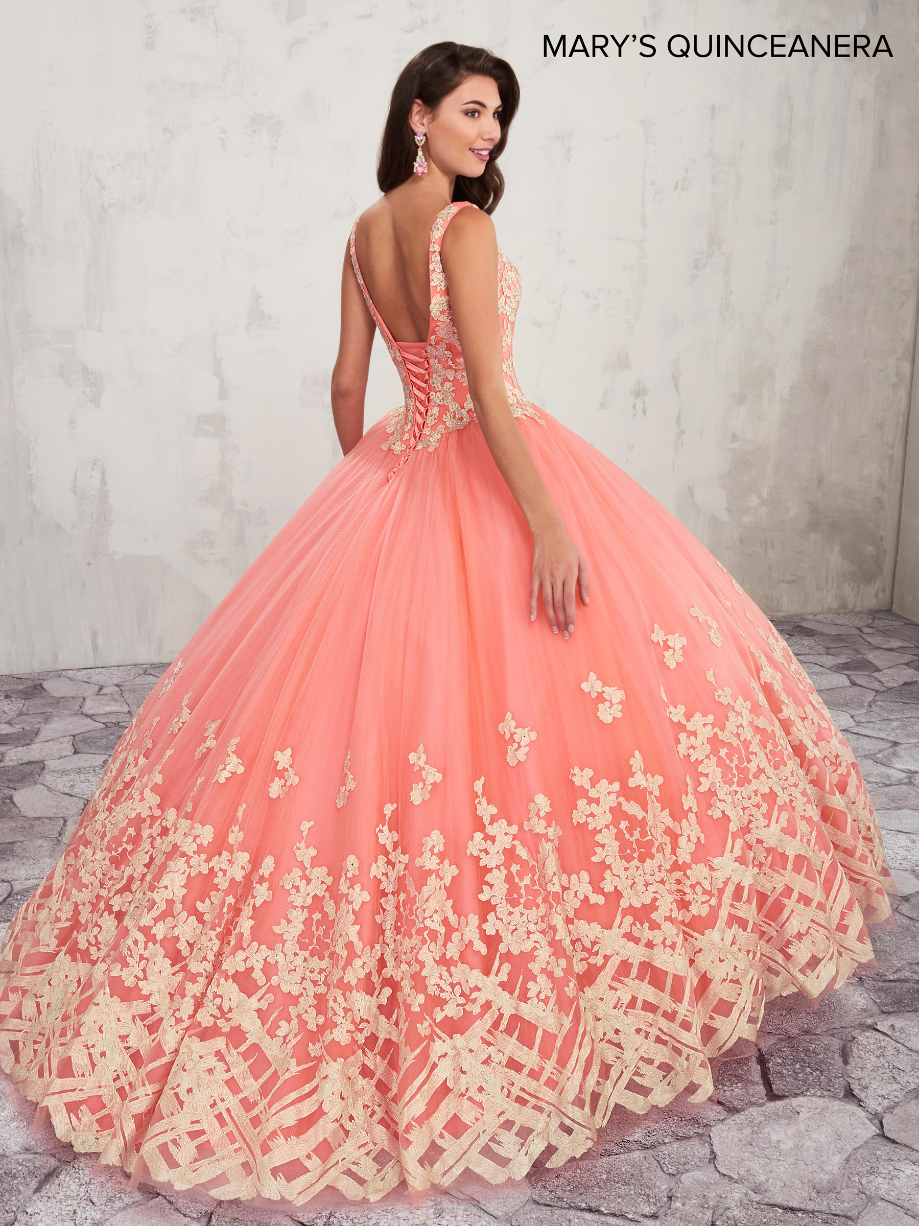 Lareina Quinceanera Dresses | La Reina | Style - MQ2018