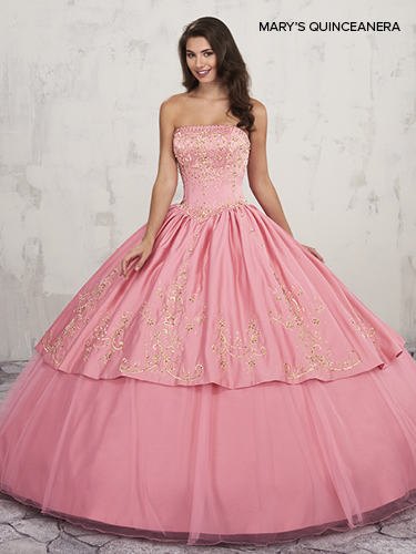 Color Marys Quinceanera Dresses - Style - MQ2019