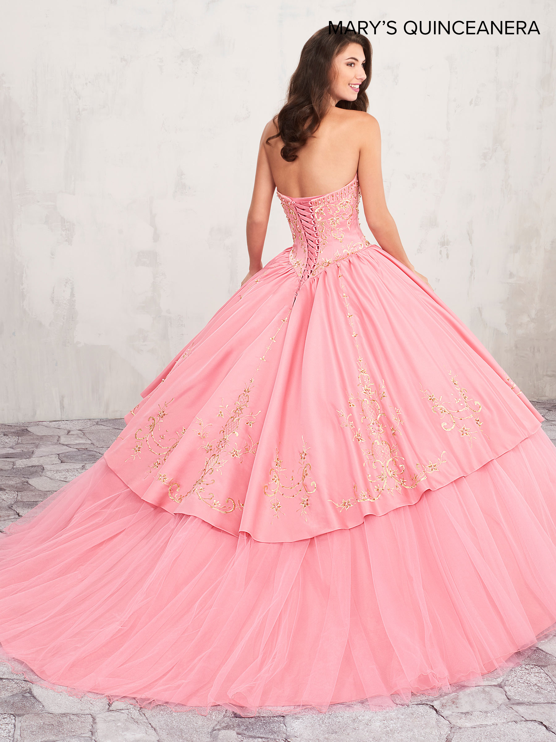 Marys Quinceanera Dresses | Mary's Quinceanera | Style - MQ2019