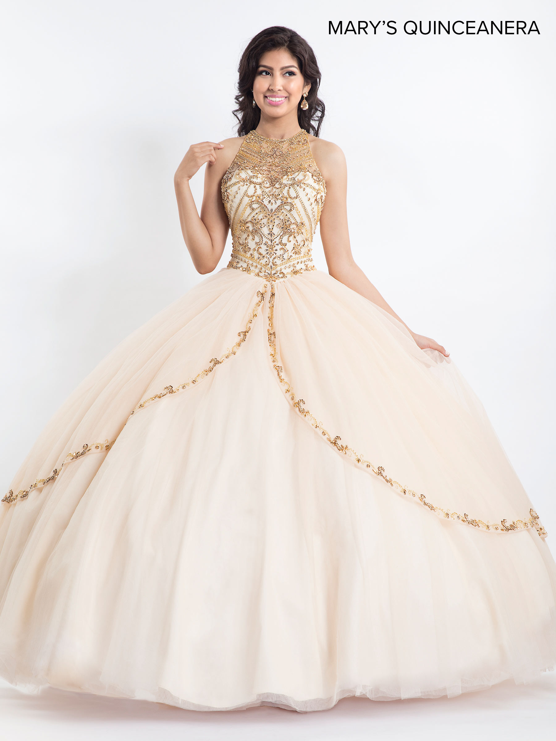 Marys Quinceanera Dresses | Mary's Quinceanera | Style - MQ2021