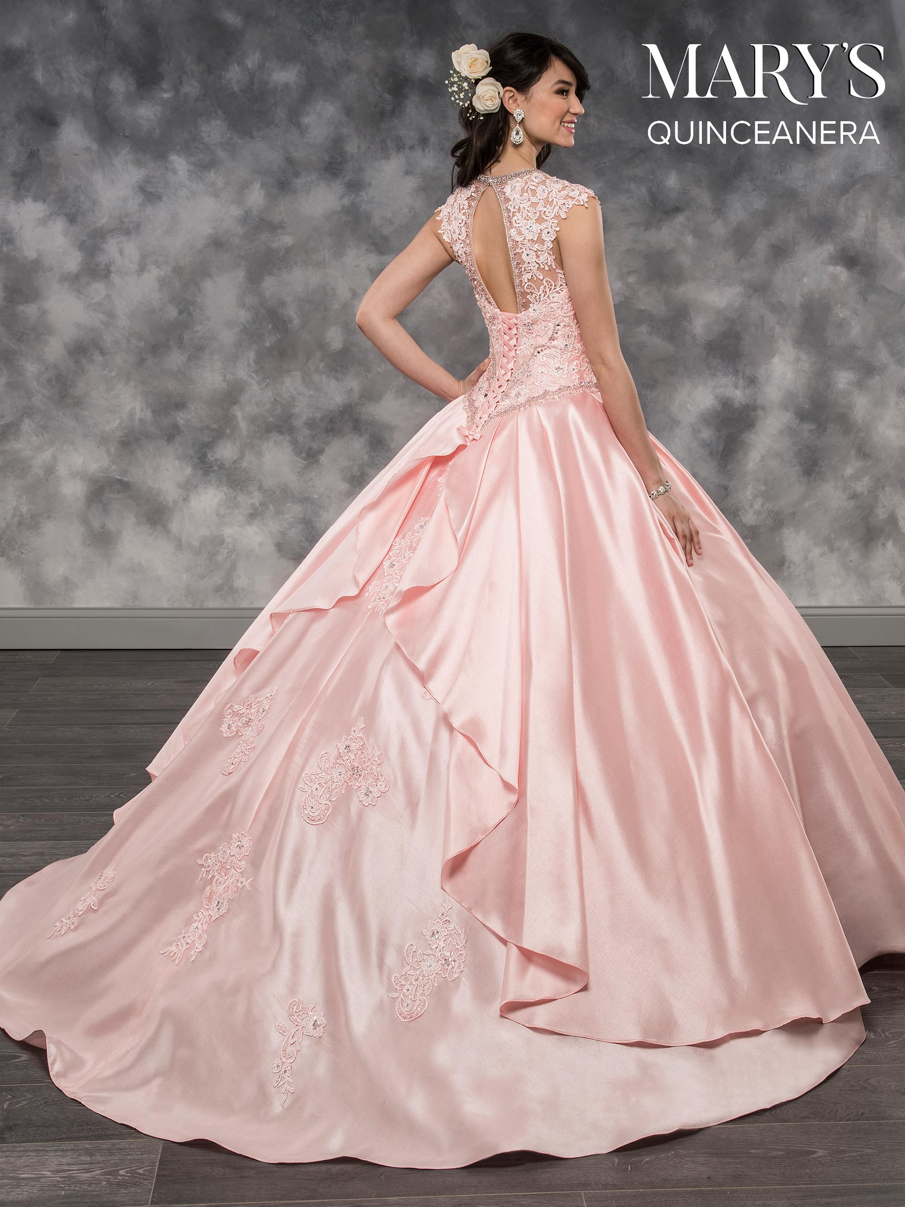 Marys Quinceanera Dresses | Mary's Quinceanera | Style - MQ2025