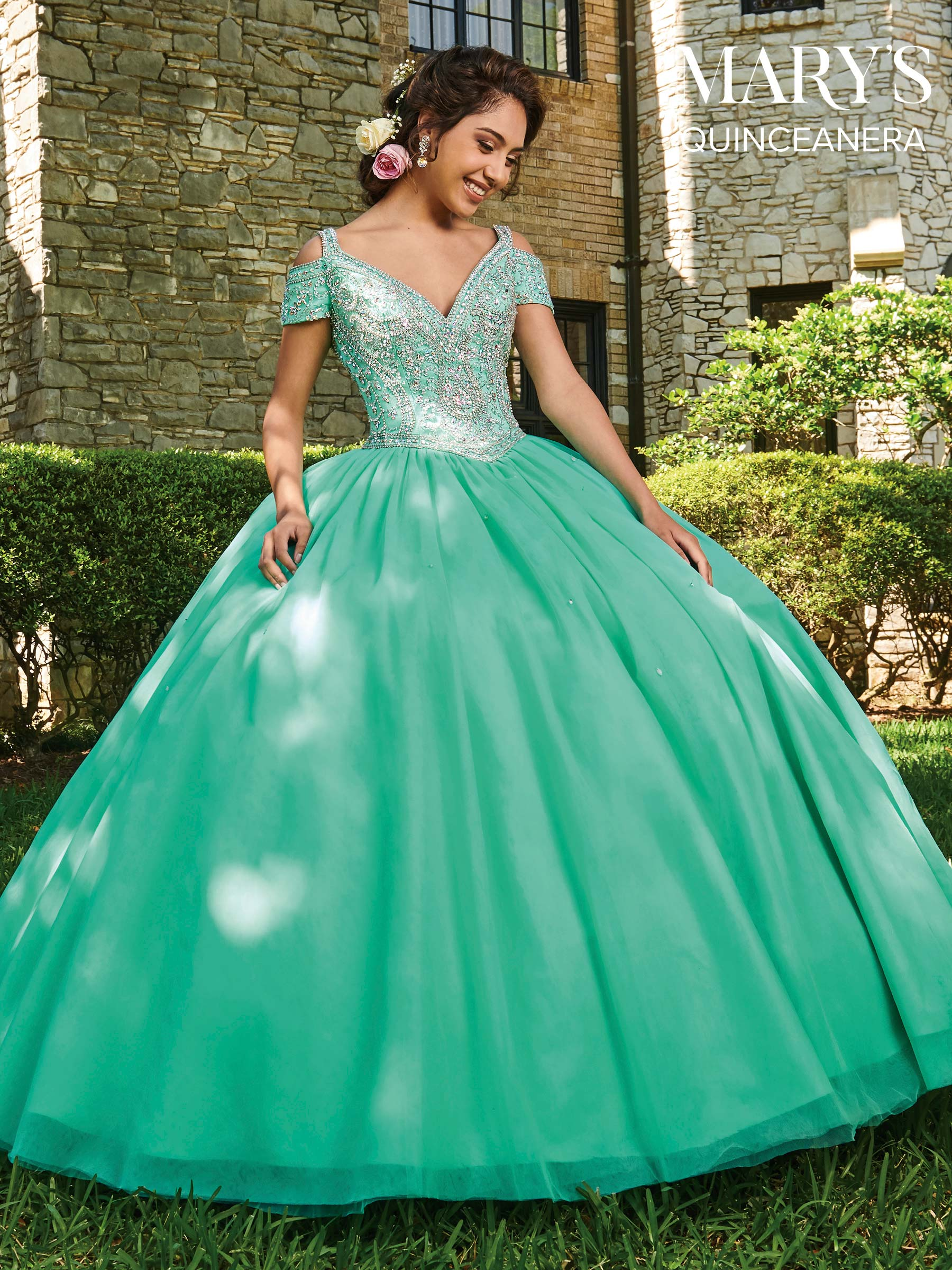 Marys Quinceanera Dresses | Mary's Quinceanera | Style - MQ2026