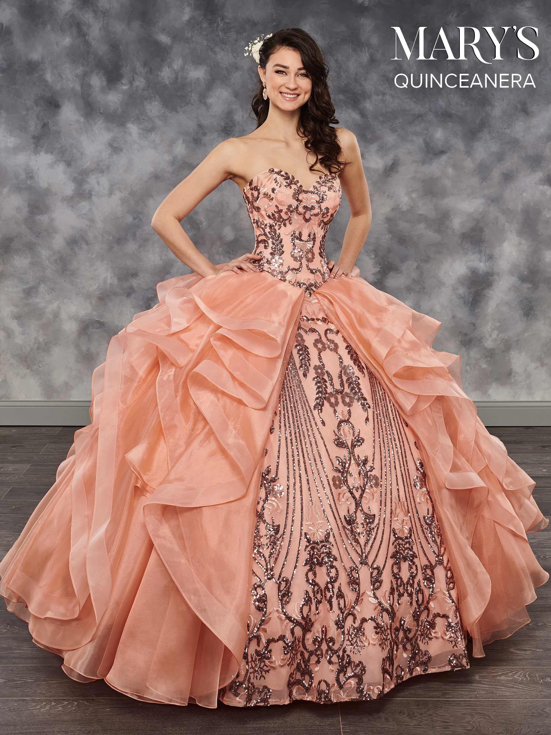 Lareina Quinceanera Dresses | La Reina | Style - MQ2028