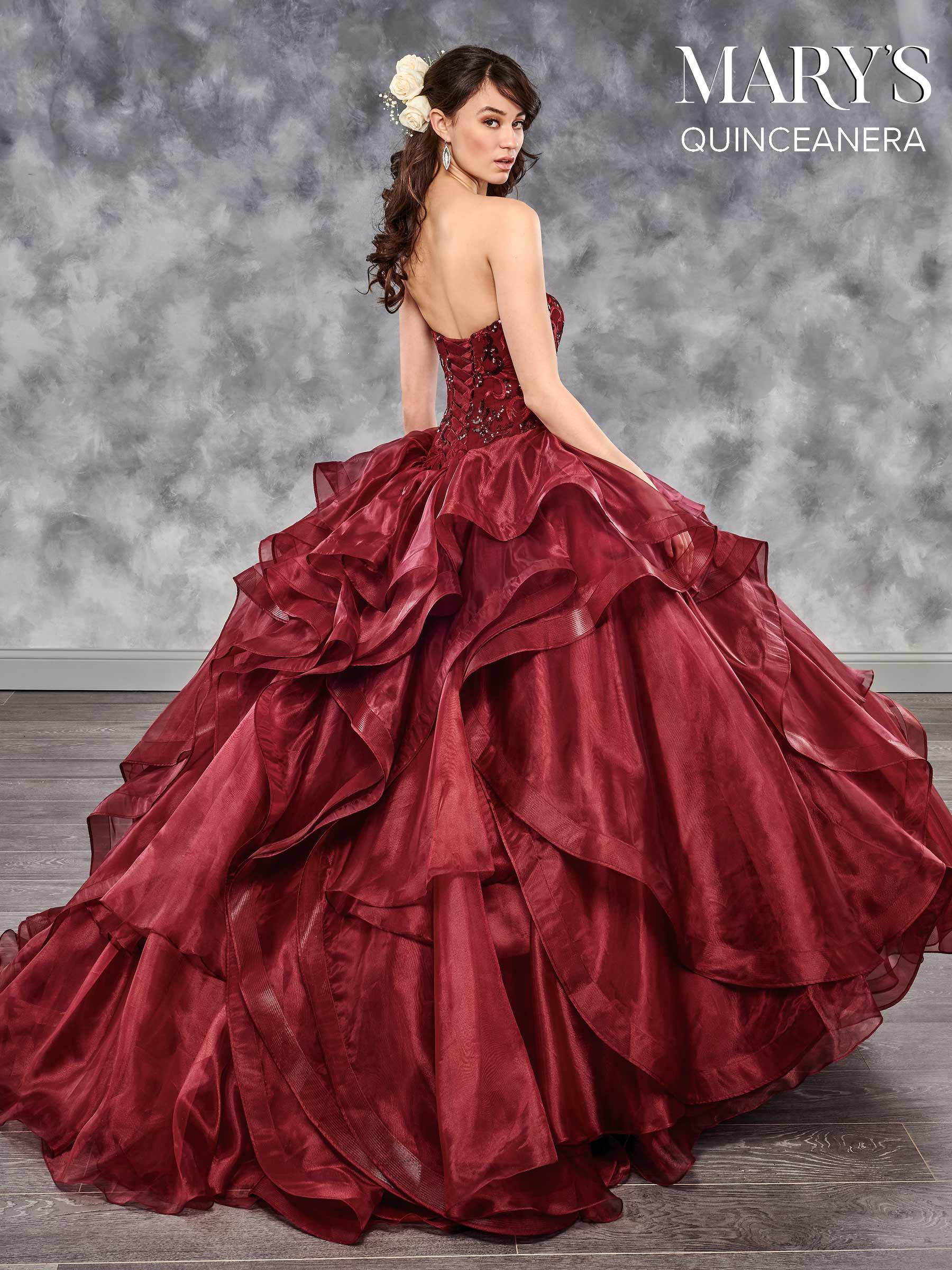 Marys Quinceanera Dresses | Mary's Quinceanera | Style - MQ2028