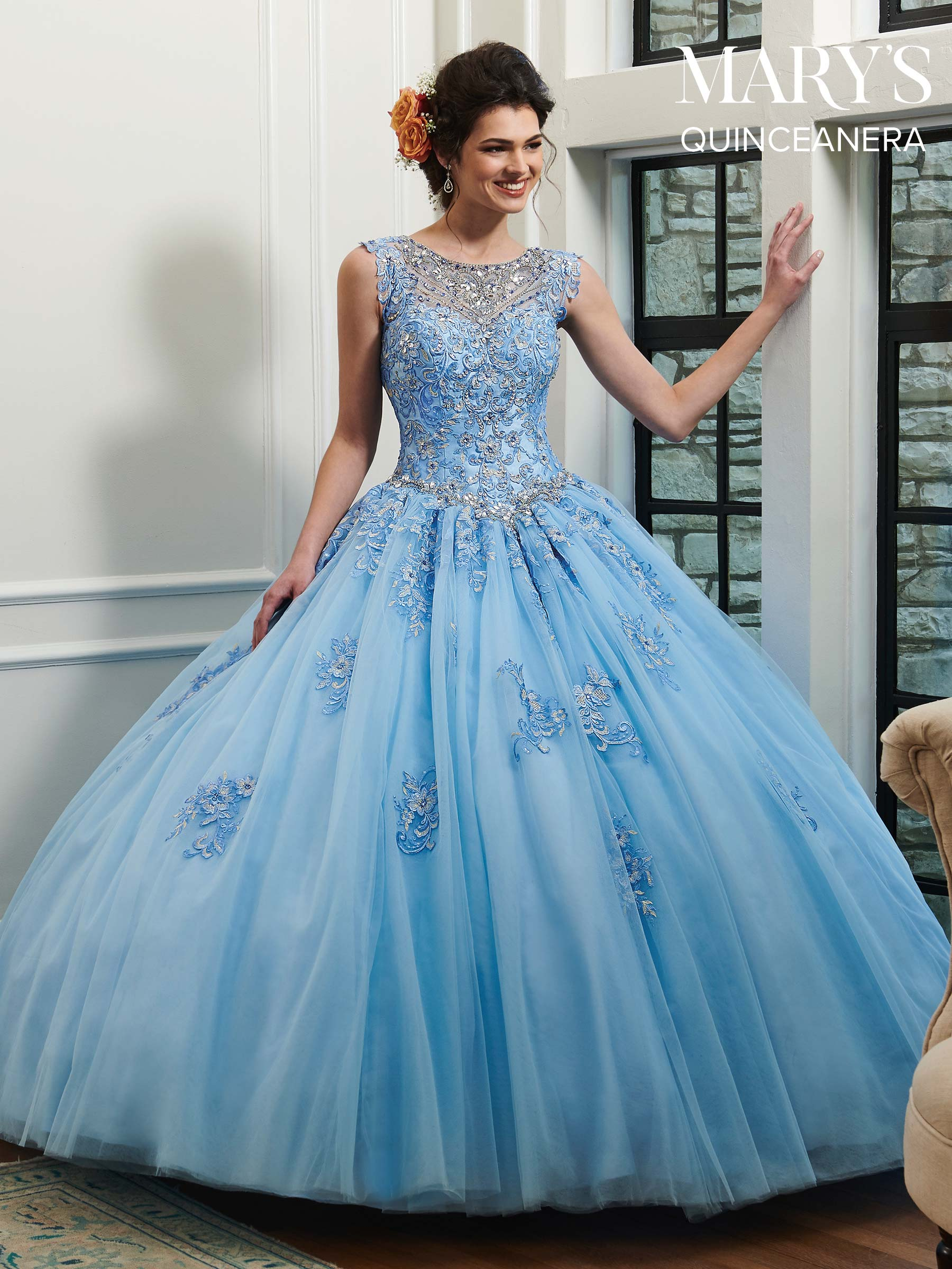 Perfect Pictures Of Baby Blue Sweet 16 Dresses - Cutest Baby ...