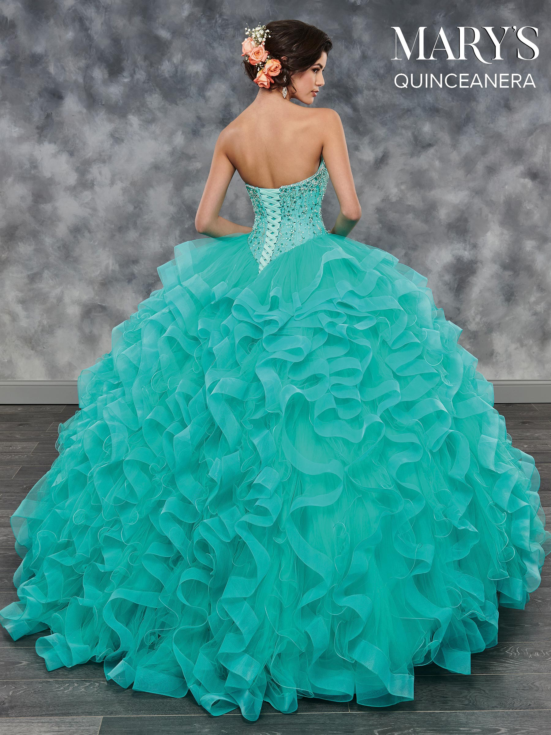 Marys Quinceanera Dresses | Mary's Quinceanera | Style - MQ2030
