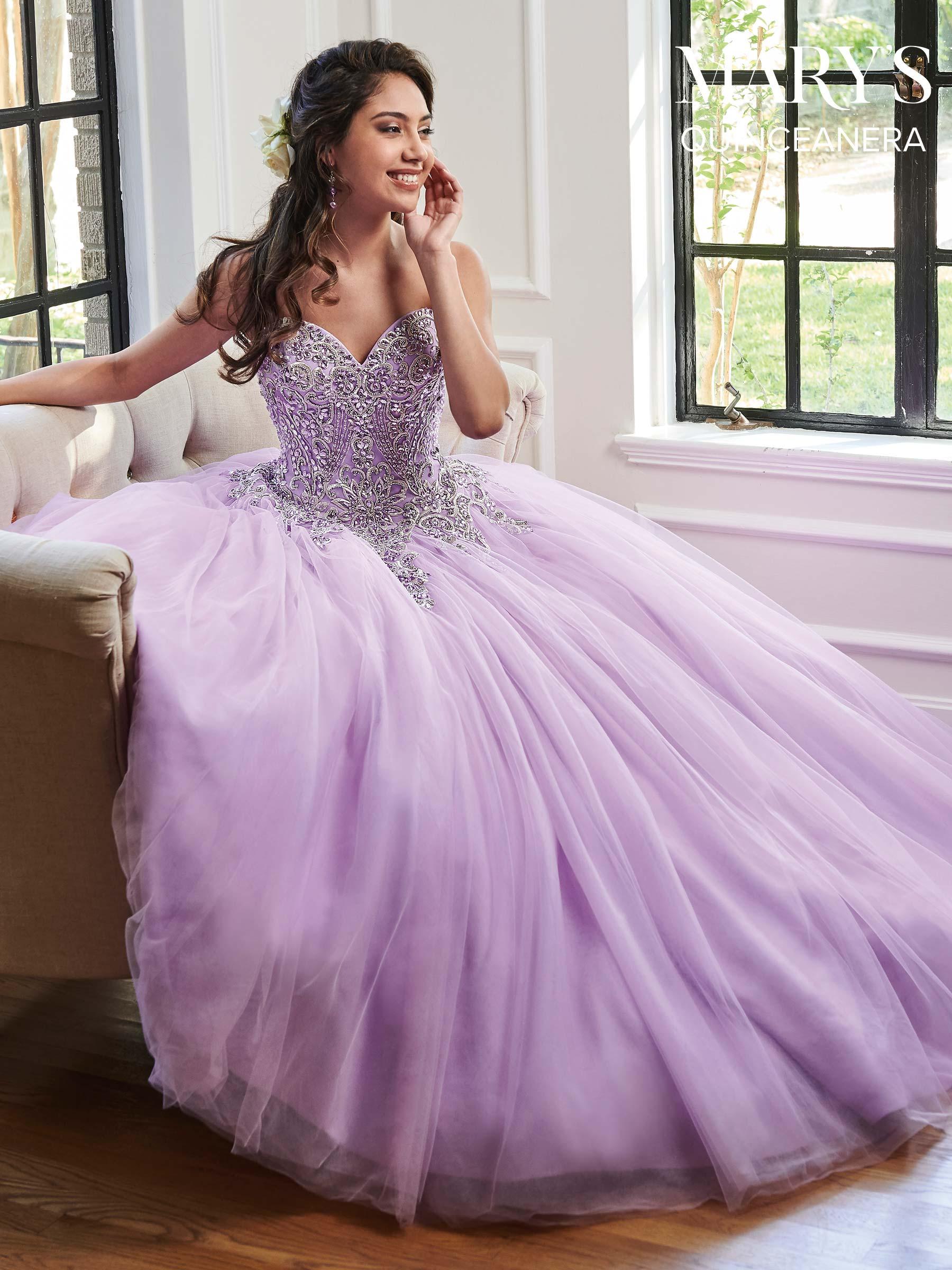 4461fdb204 Marys Quinceanera Dresses
