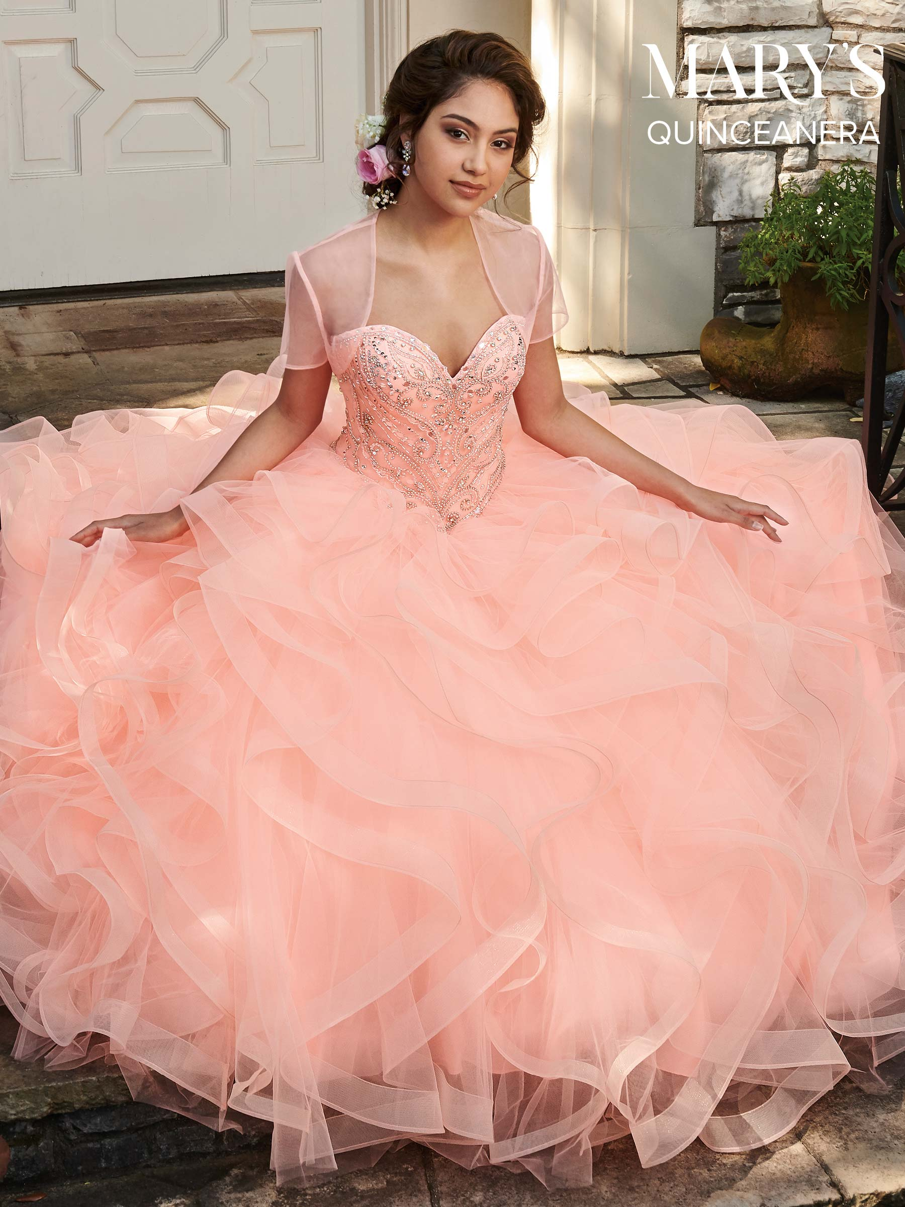 Marys Quinceanera Dresses | Mary's Quinceanera | Style - MQ2032