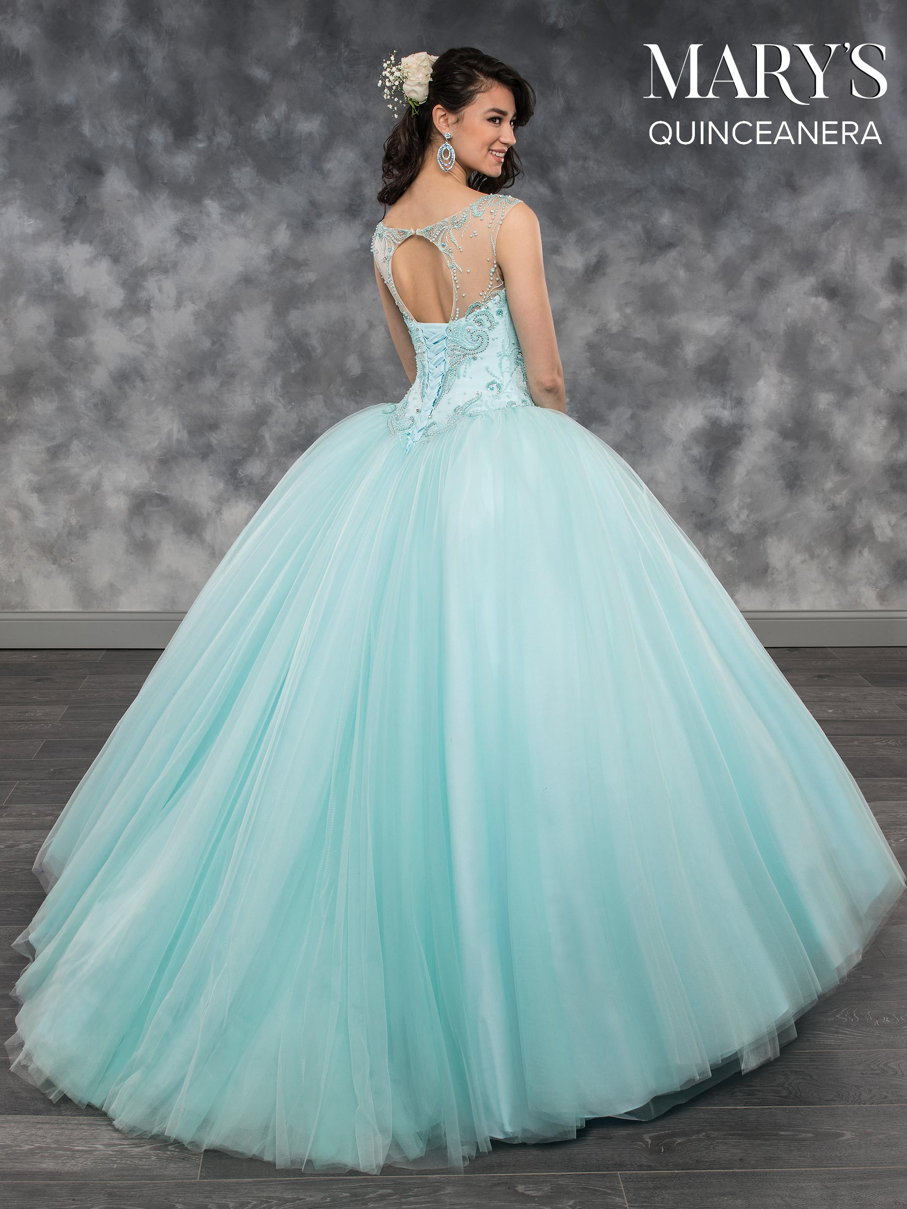 Marys Quinceanera Dresses | Mary's Quinceanera | Style - MQ2033