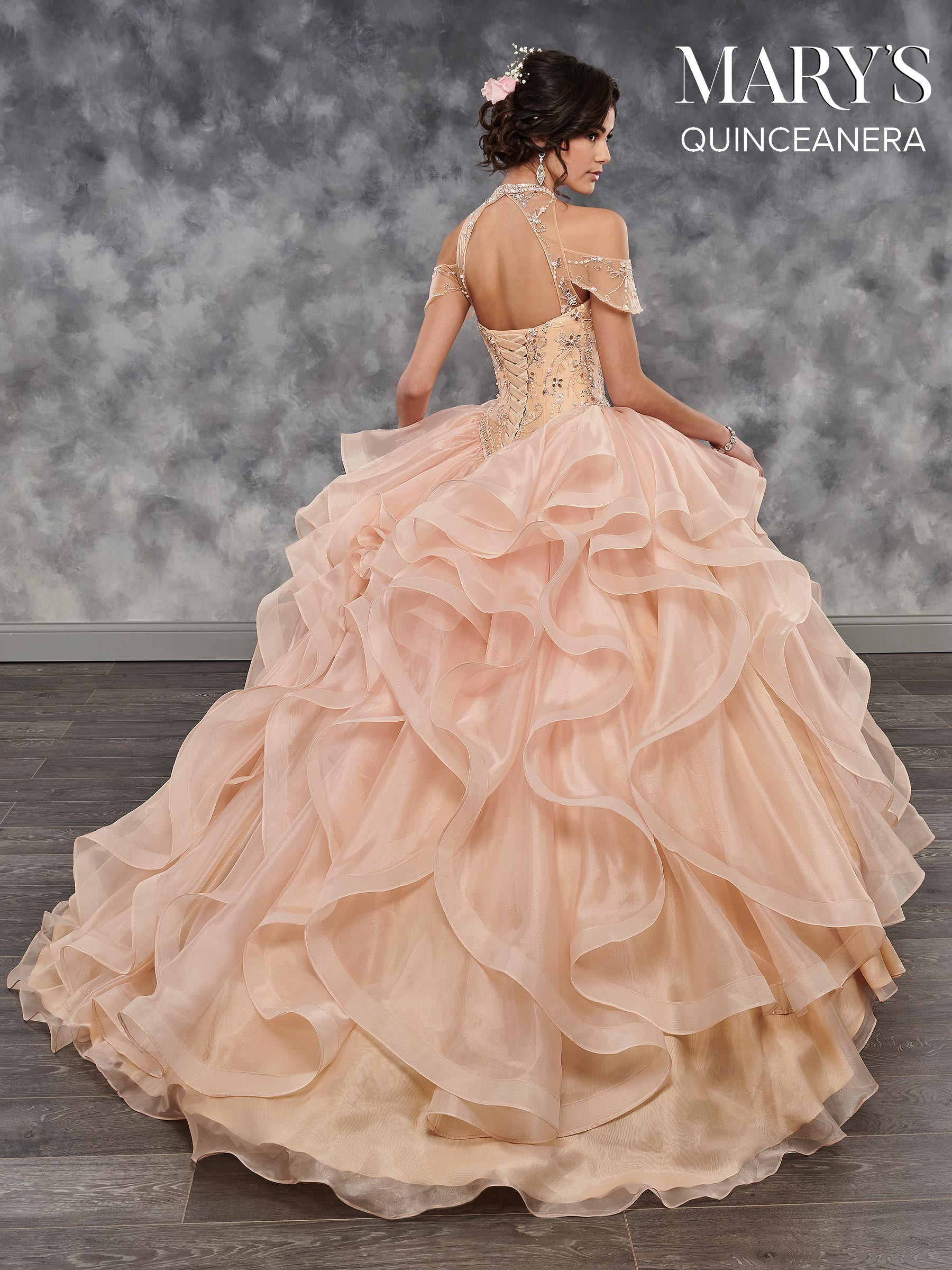 Marys Quinceanera Dresses | Mary's Quinceanera | Style - MQ2034