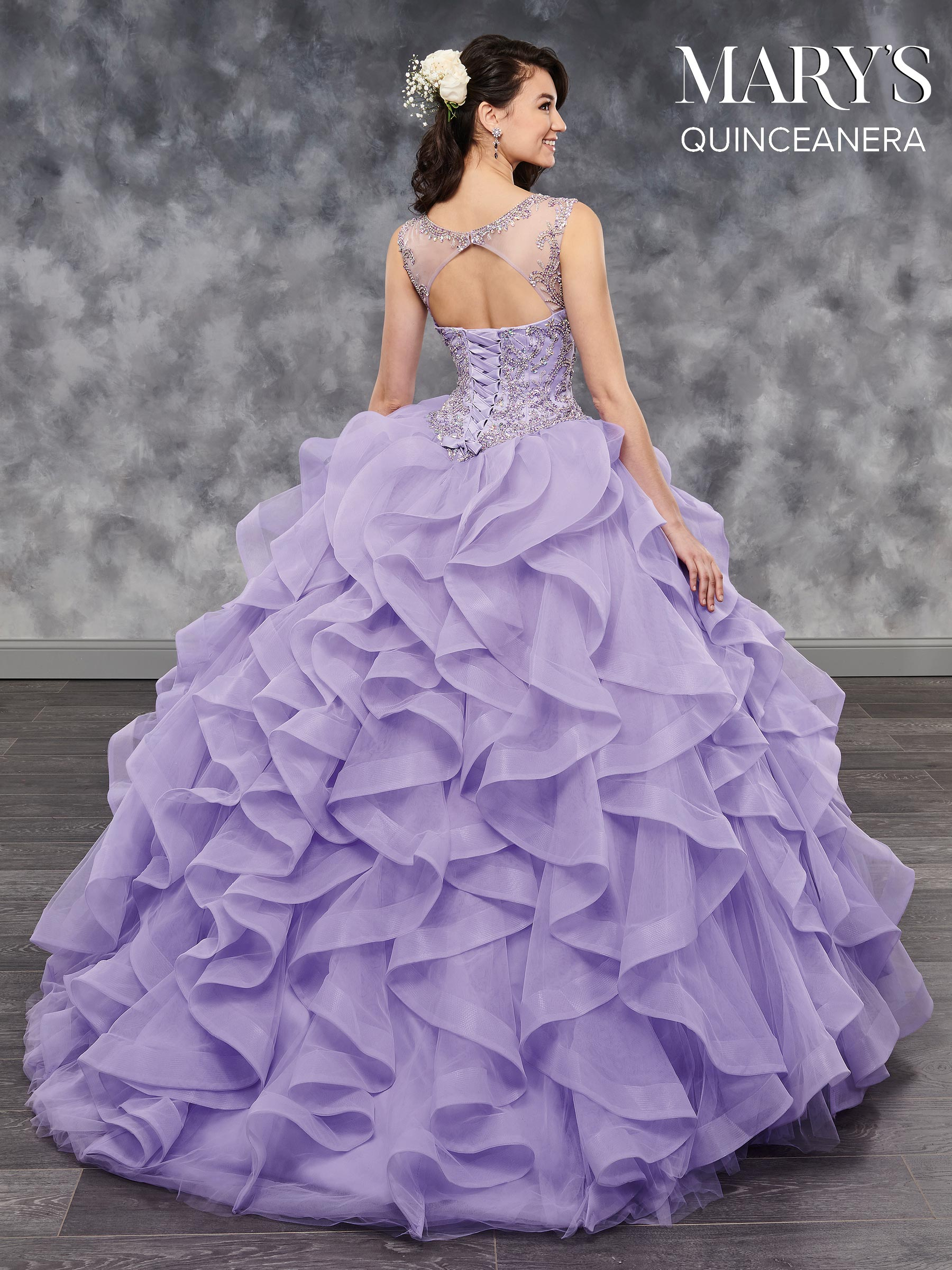 Marys Quinceanera Dresses | Mary's Quinceanera | Style - MQ2035
