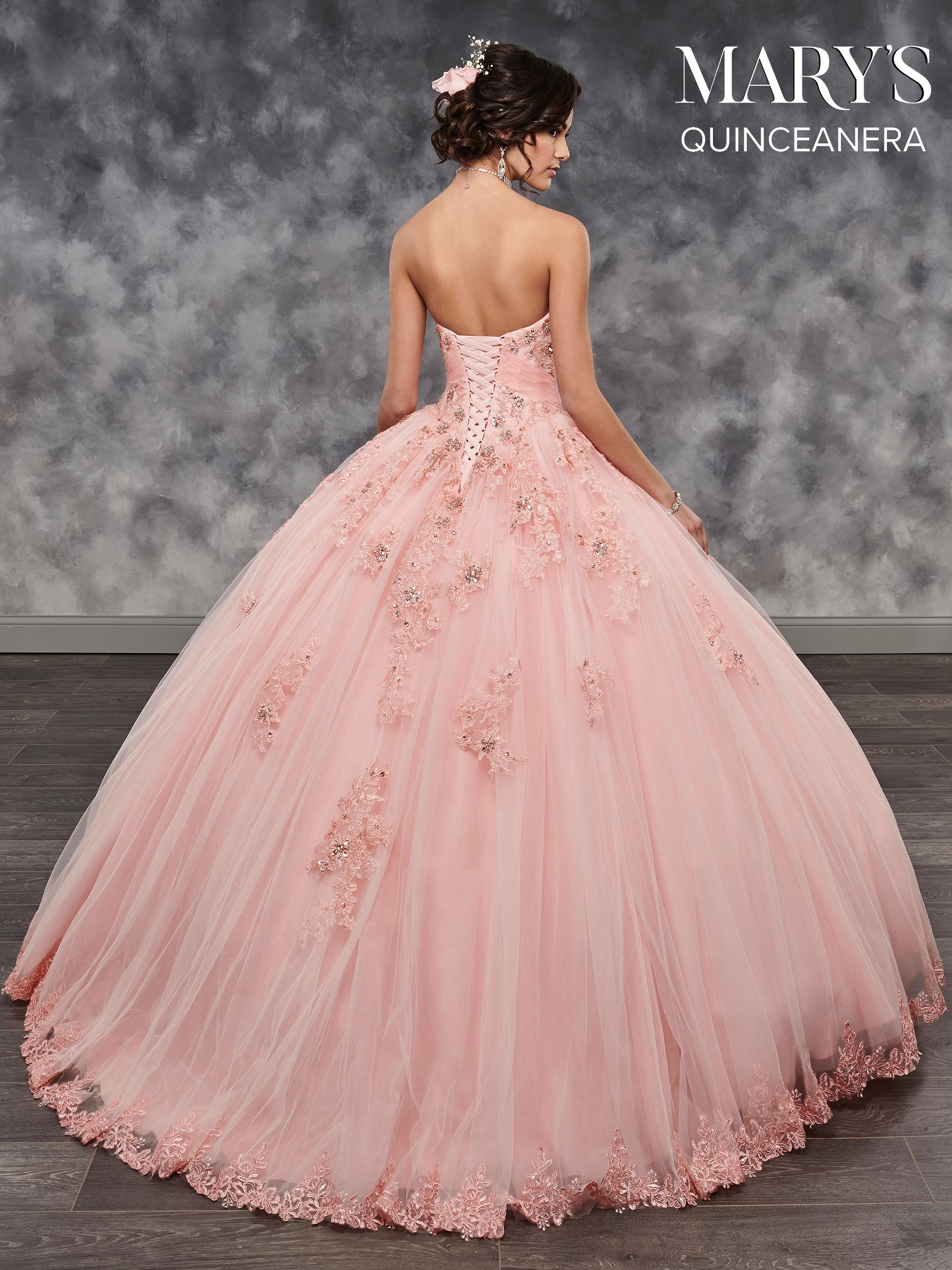Marys Quinceanera Dresses | Mary's Quinceanera | Style - MQ2036