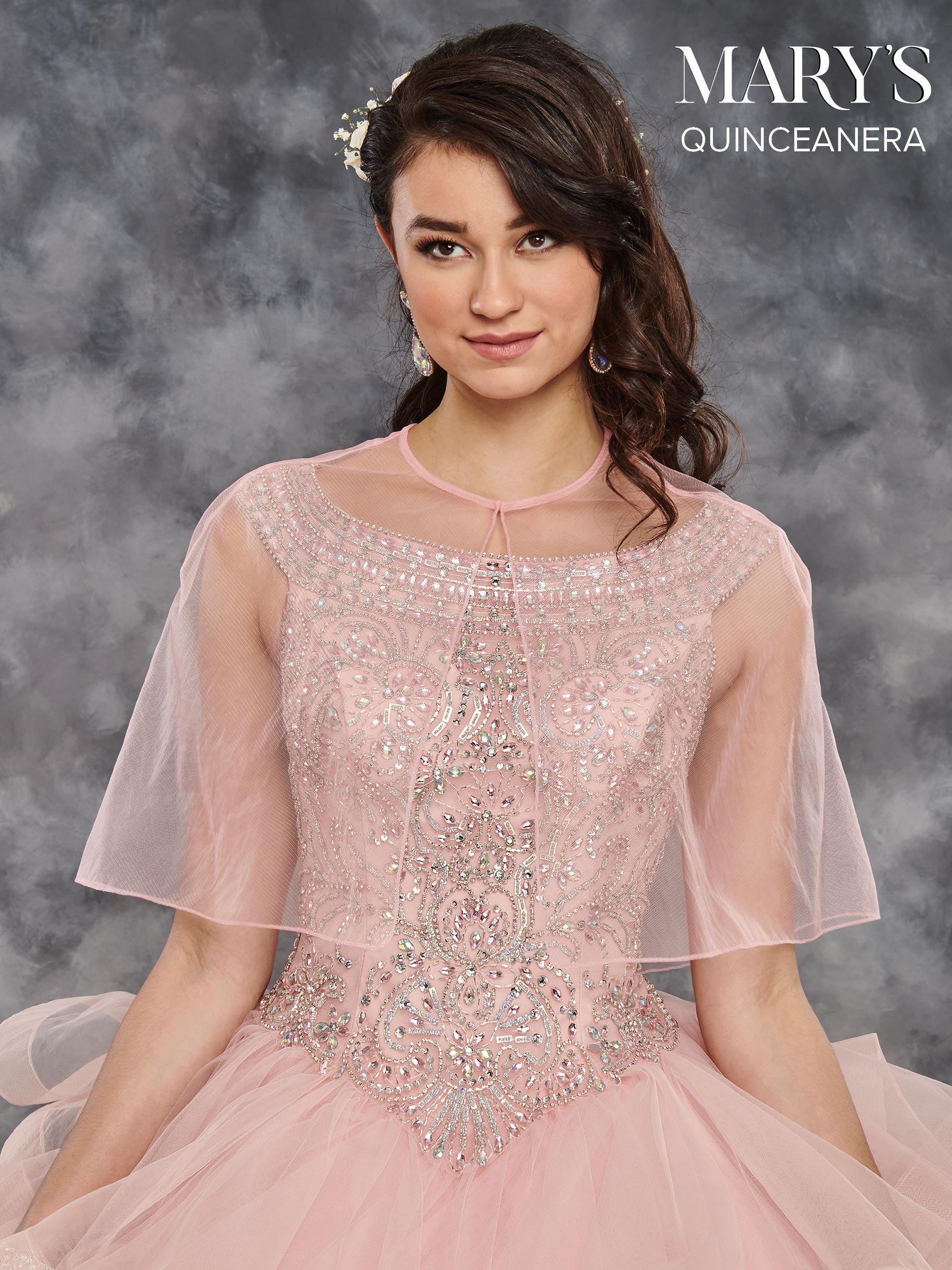 Marys Quinceanera Dresses | Mary's Quinceanera | Style - MQ2037