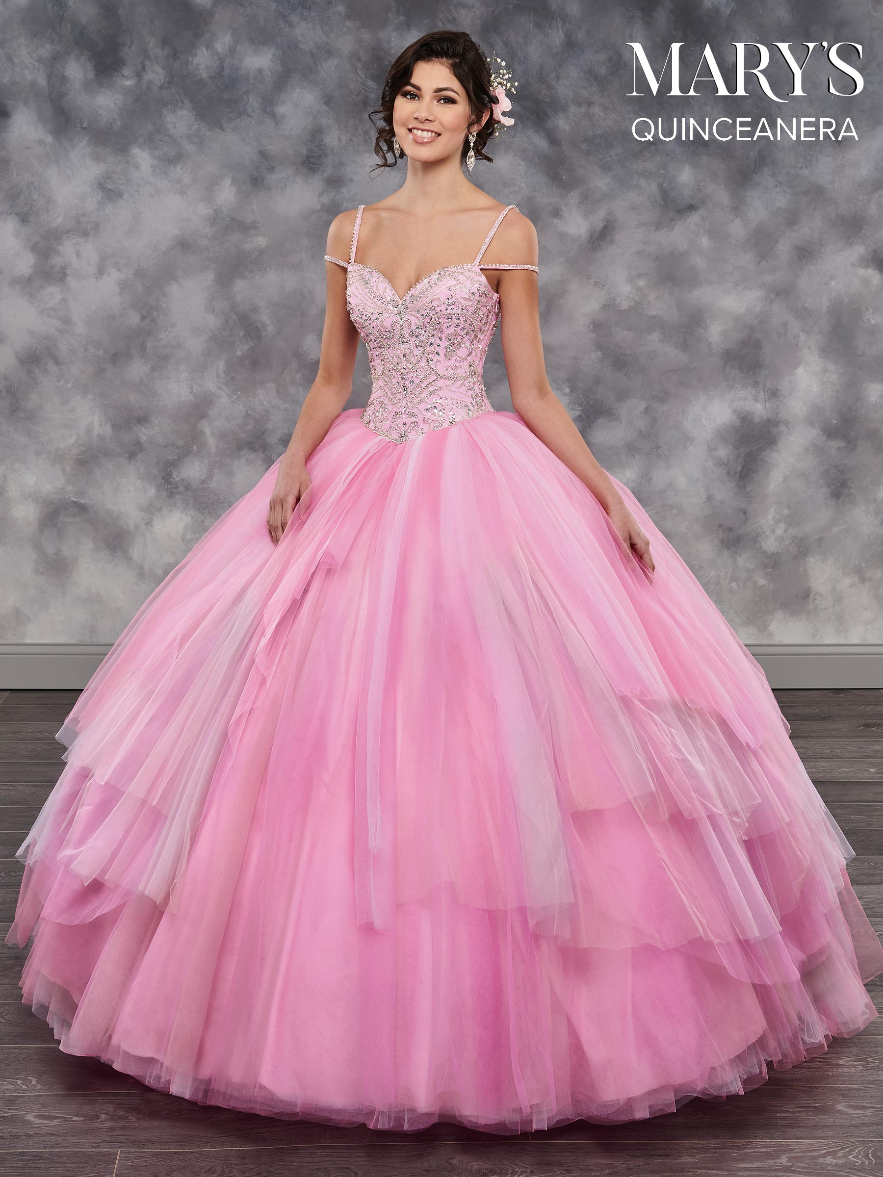 Marys Quinceanera Dresses | Mary's Quinceanera | Style - MQ2038