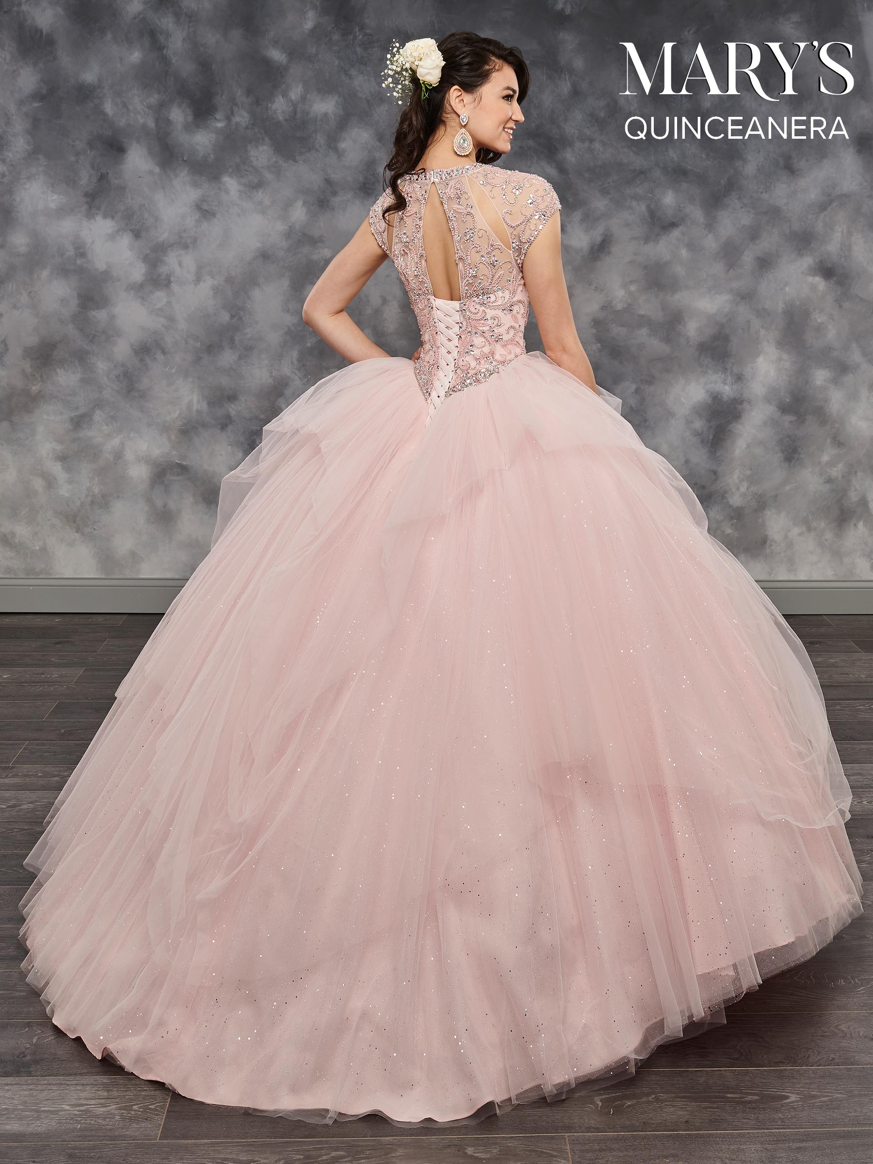 Marys Quinceanera Dresses | Mary's Quinceanera | Style - MQ2039