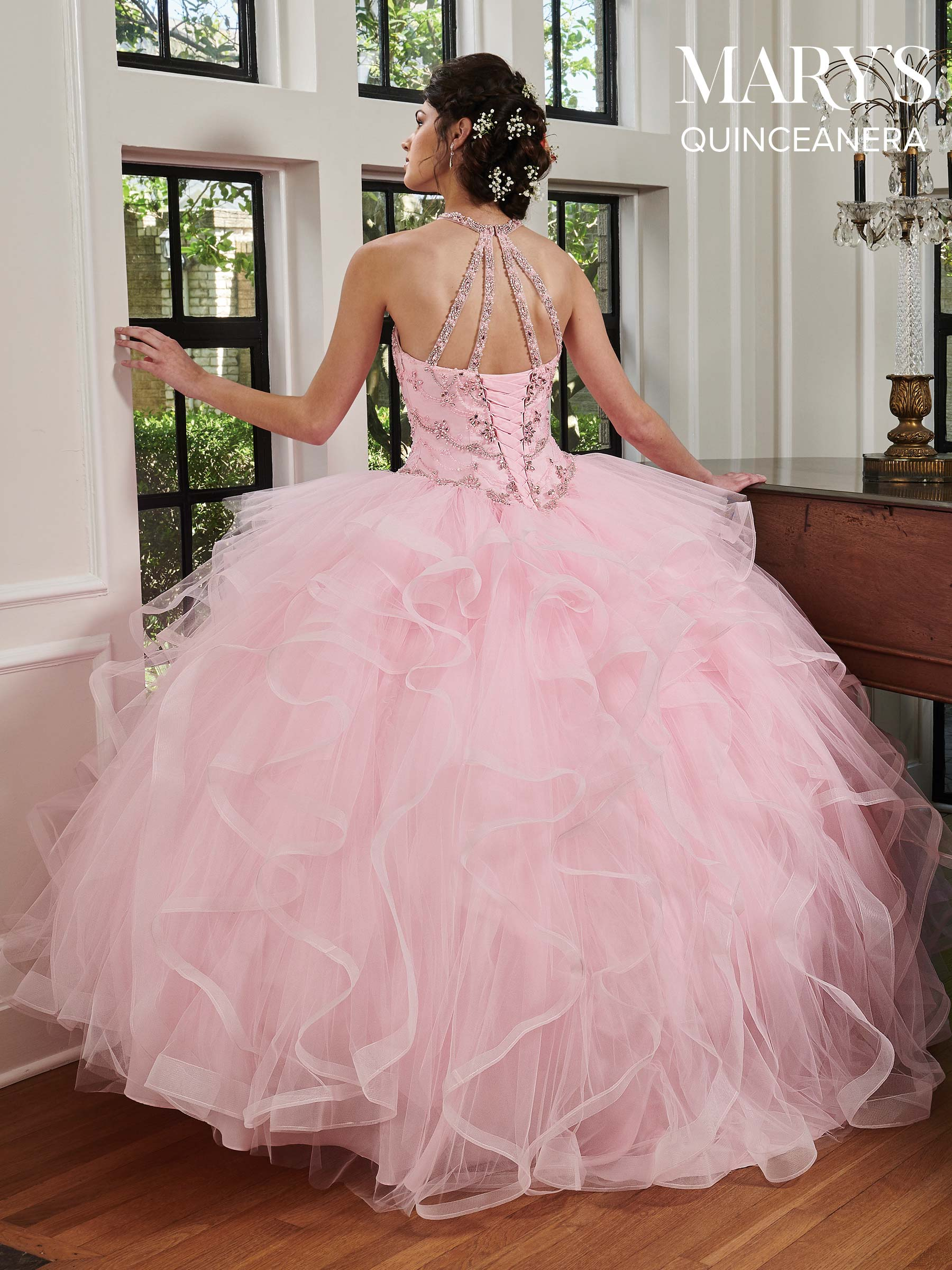 Marys Quinceanera Dresses | Mary's Quinceanera | Style - MQ2040