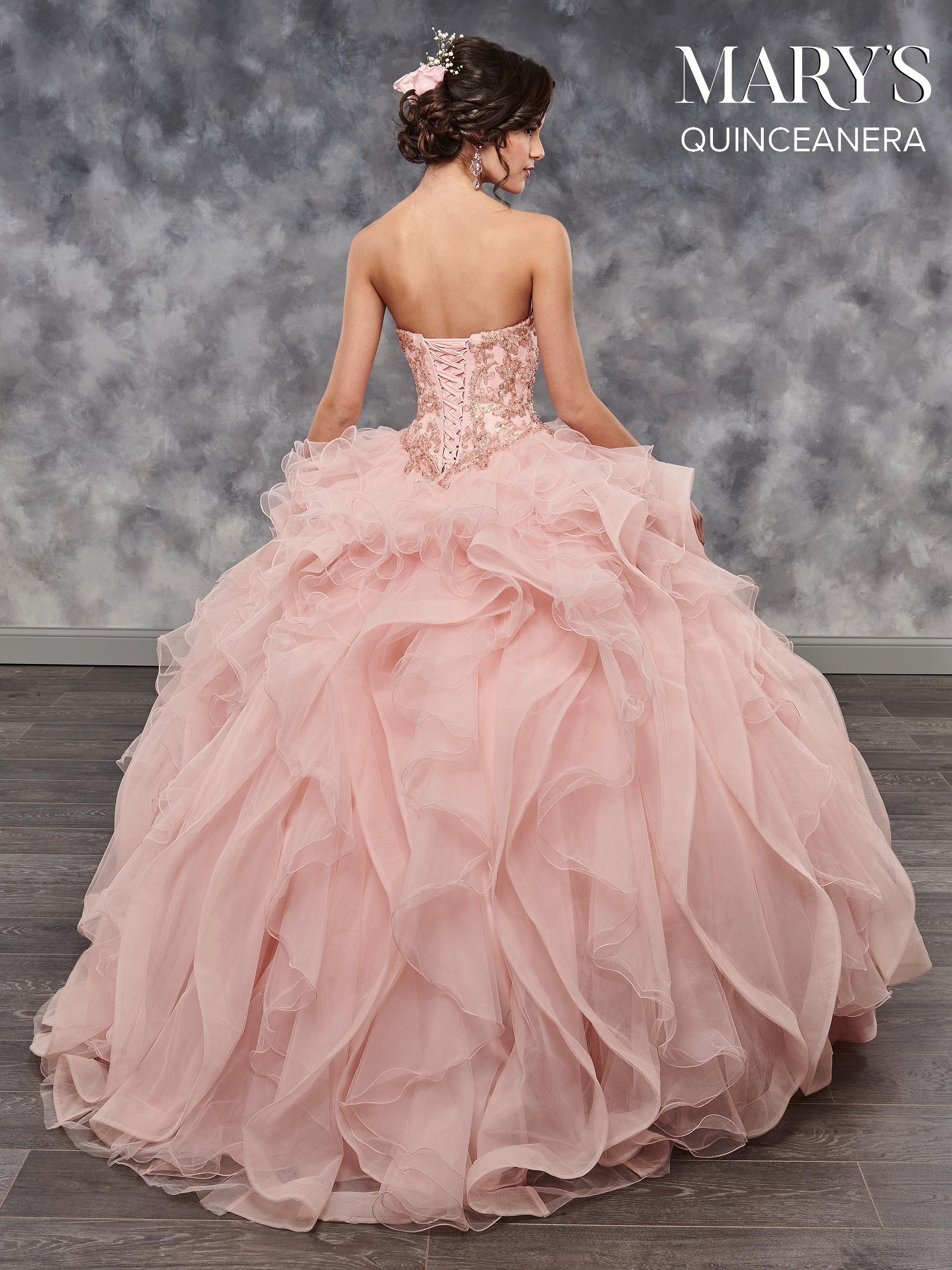 Marys Quinceanera Dresses | Mary's Quinceanera | Style - MQ2042