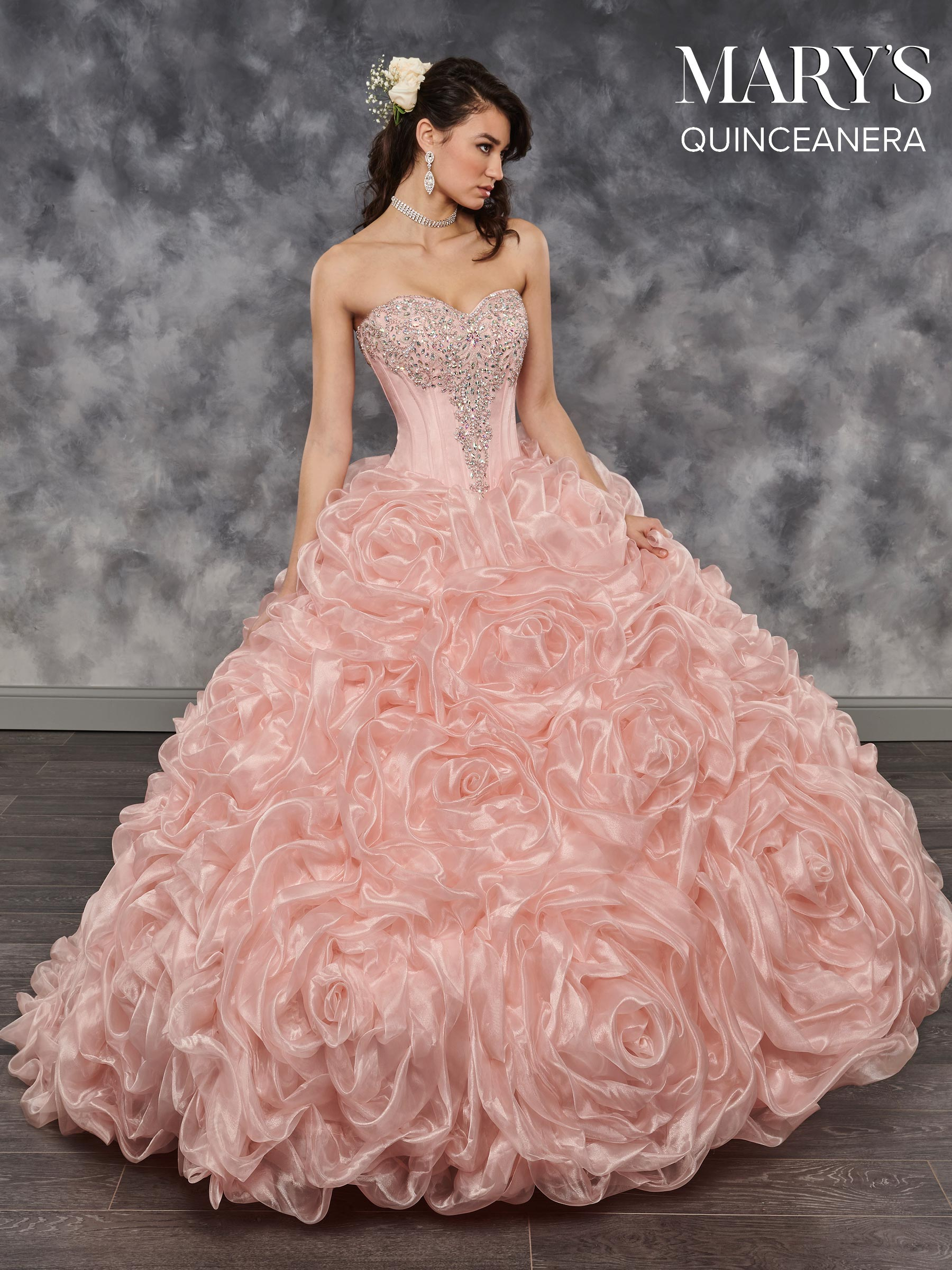 Lareina Quinceanera Dresses | La Reina | Style - MQ2043