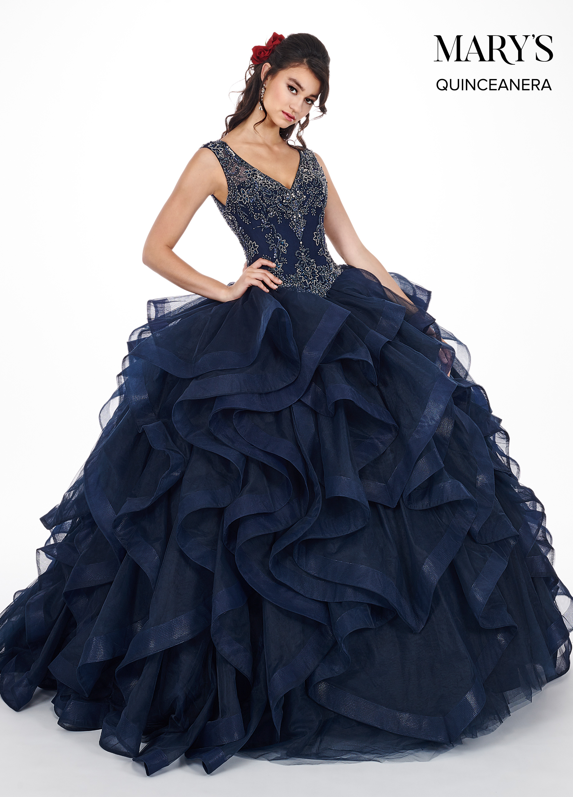 Lareina Quinceanera Dresses | La Reina | Style - MQ2045