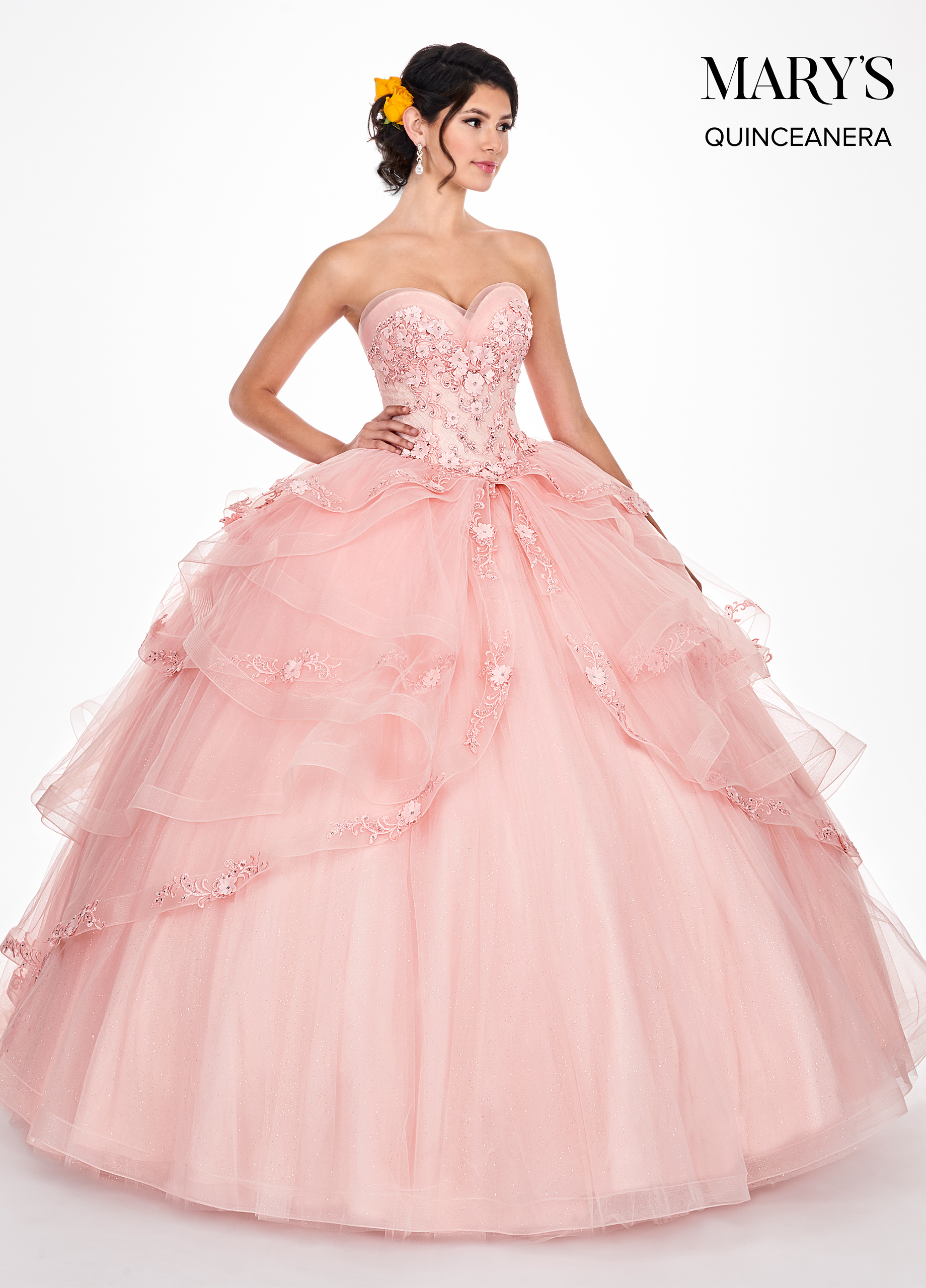 Marys Quinceanera Dresses | Mary's Quinceanera | Style - MQ2046